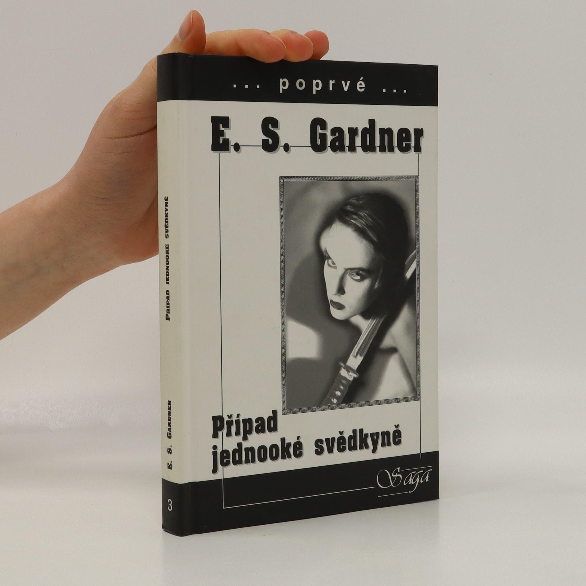 antikvární kniha Případ jednooké svědkyně, 1997