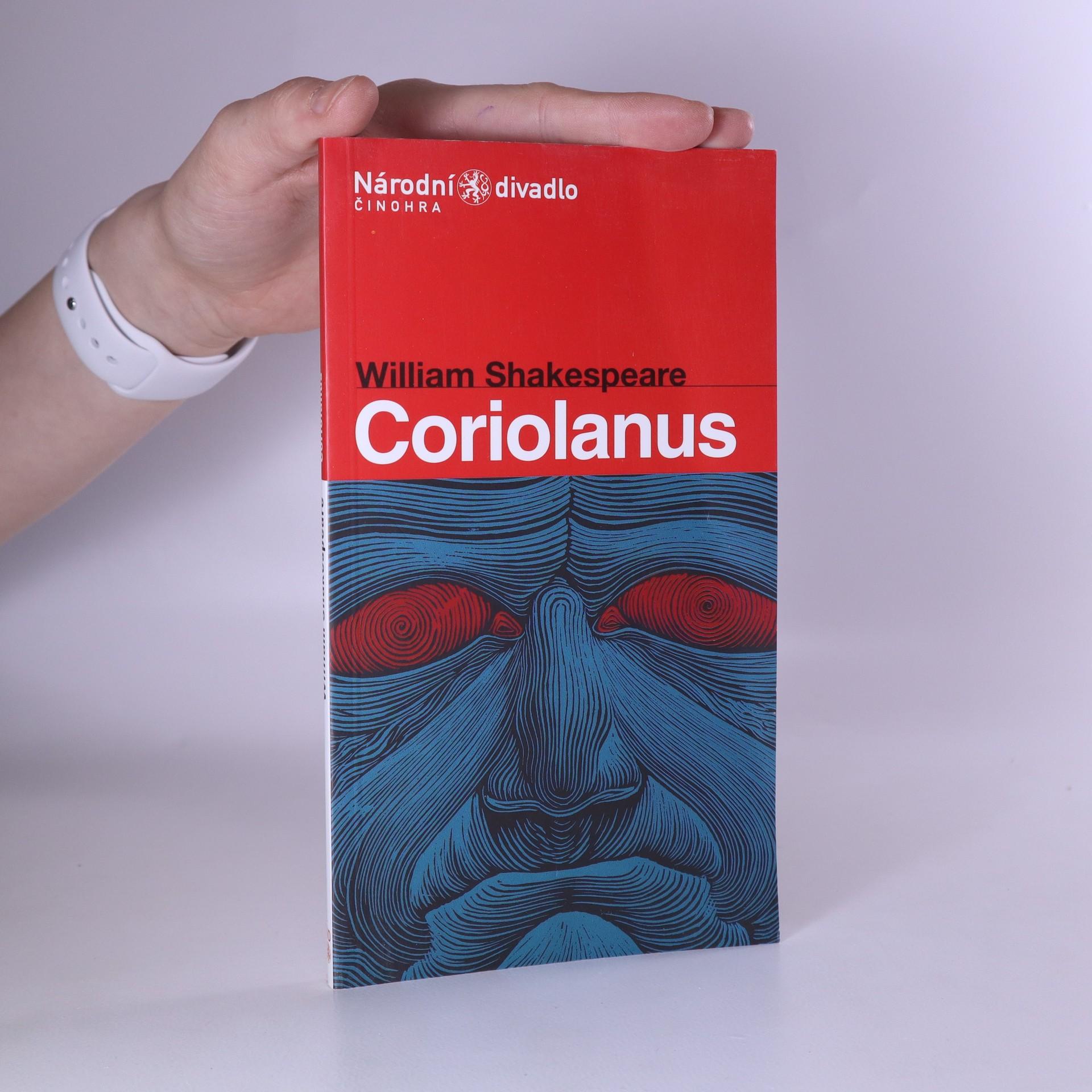 antikvární kniha Coriolanus, 2004