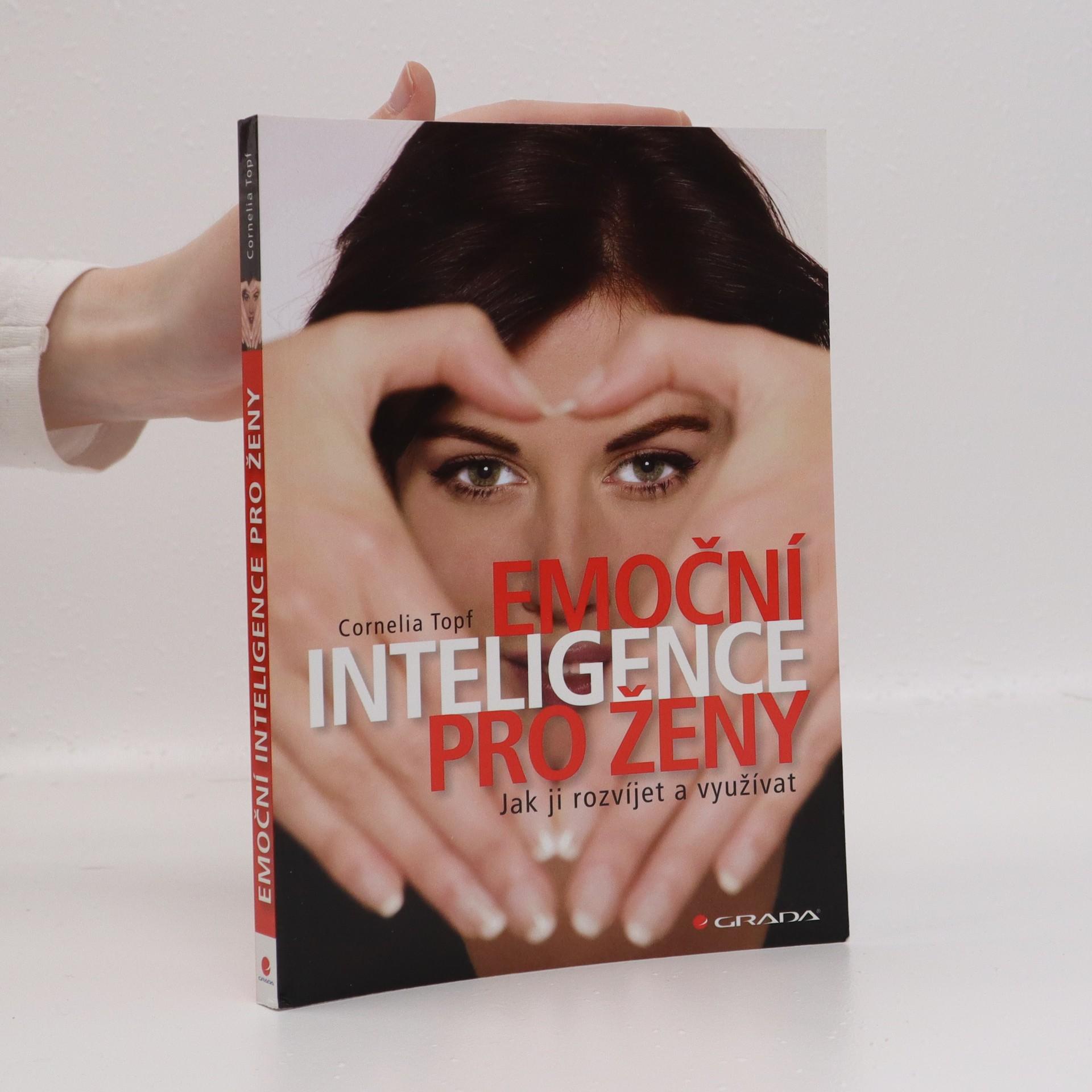 antikvární kniha Emoční inteligence pro ženy : jak ji rozvíjet a využívat, 2014