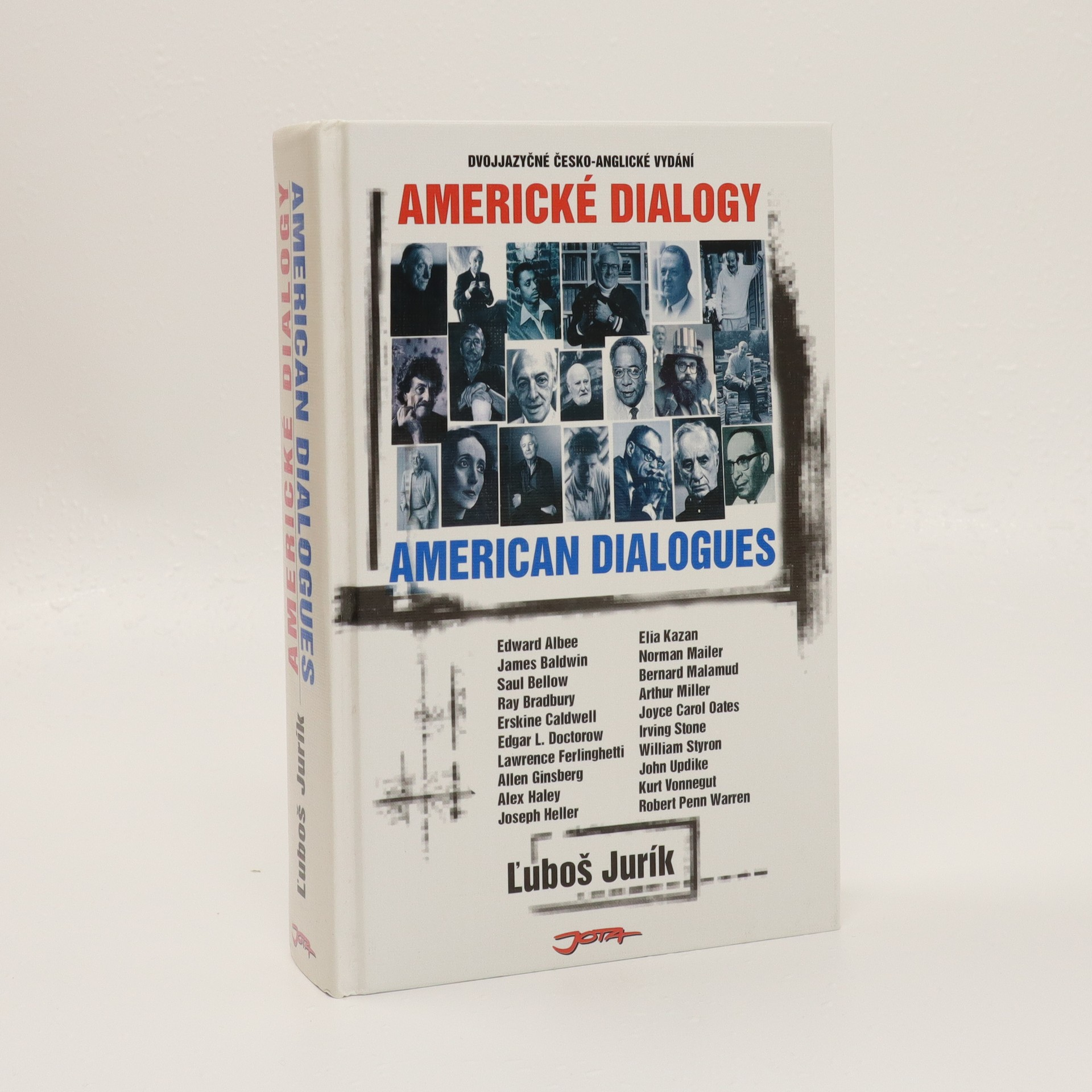 antikvární kniha Americké dialogy = American dialogues (dvojjazyčná), 2002