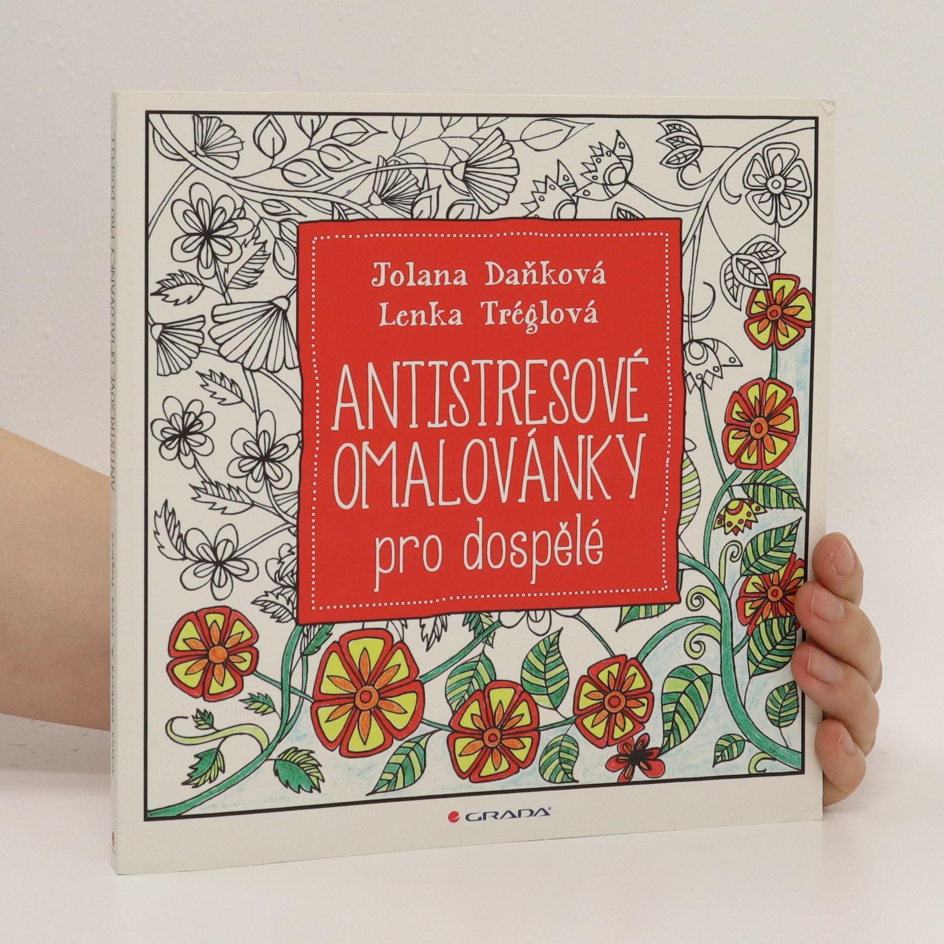 antikvární kniha Antistresové omalovánky pro dospělé II., 2015