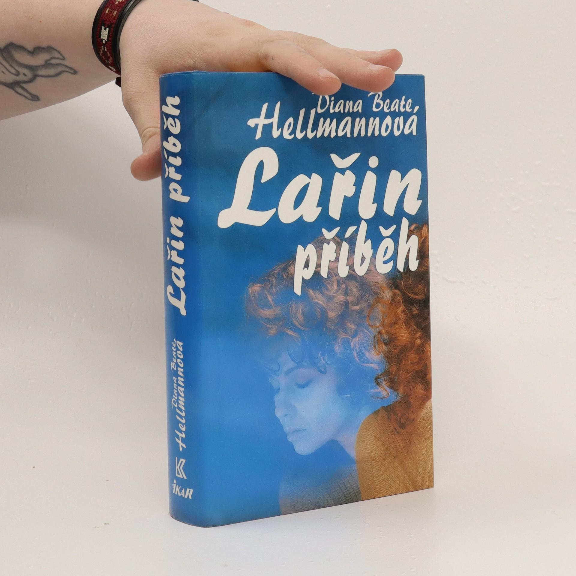 antikvární kniha Lařin příběh, 1995