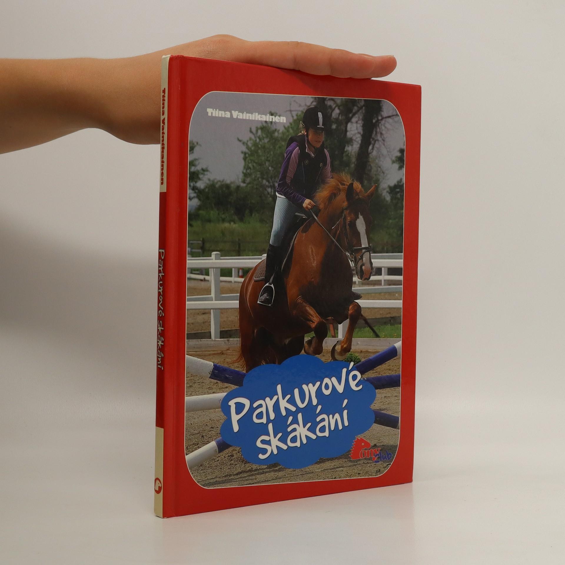 antikvární kniha Parkurové skákání, 2008