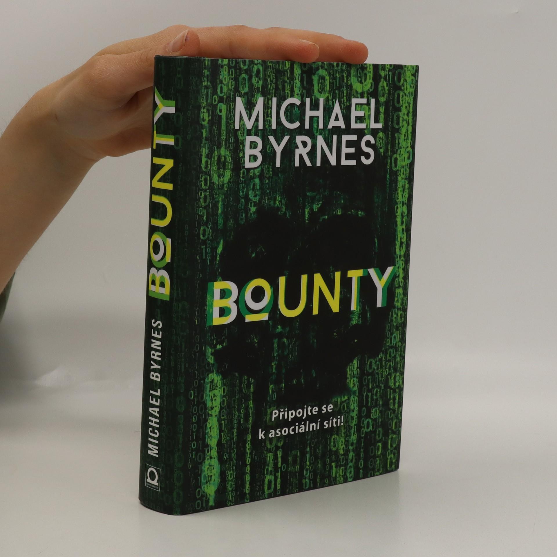 antikvární kniha Bounty, 2017