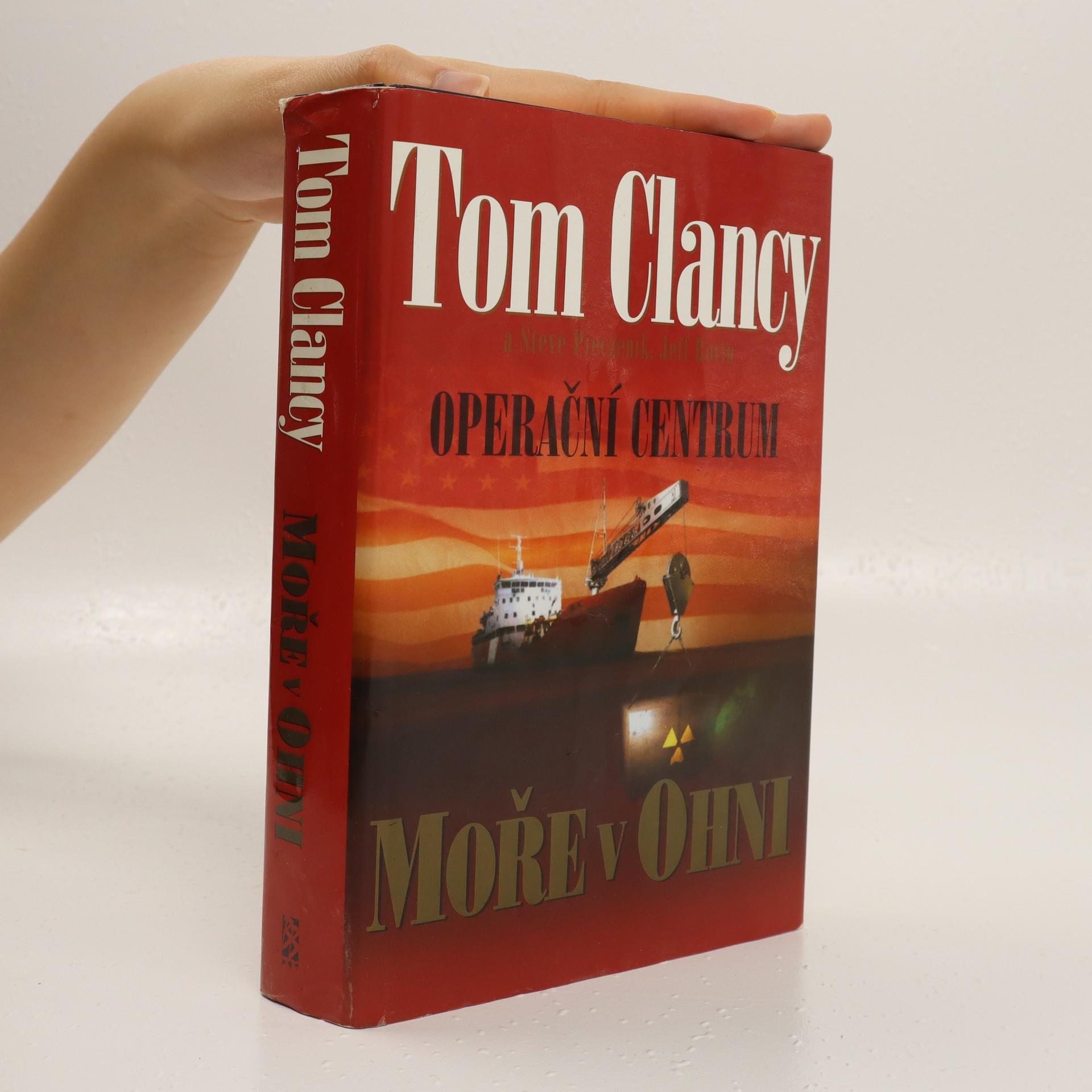 antikvární kniha Operační centrum. Moře v ohni, 2005