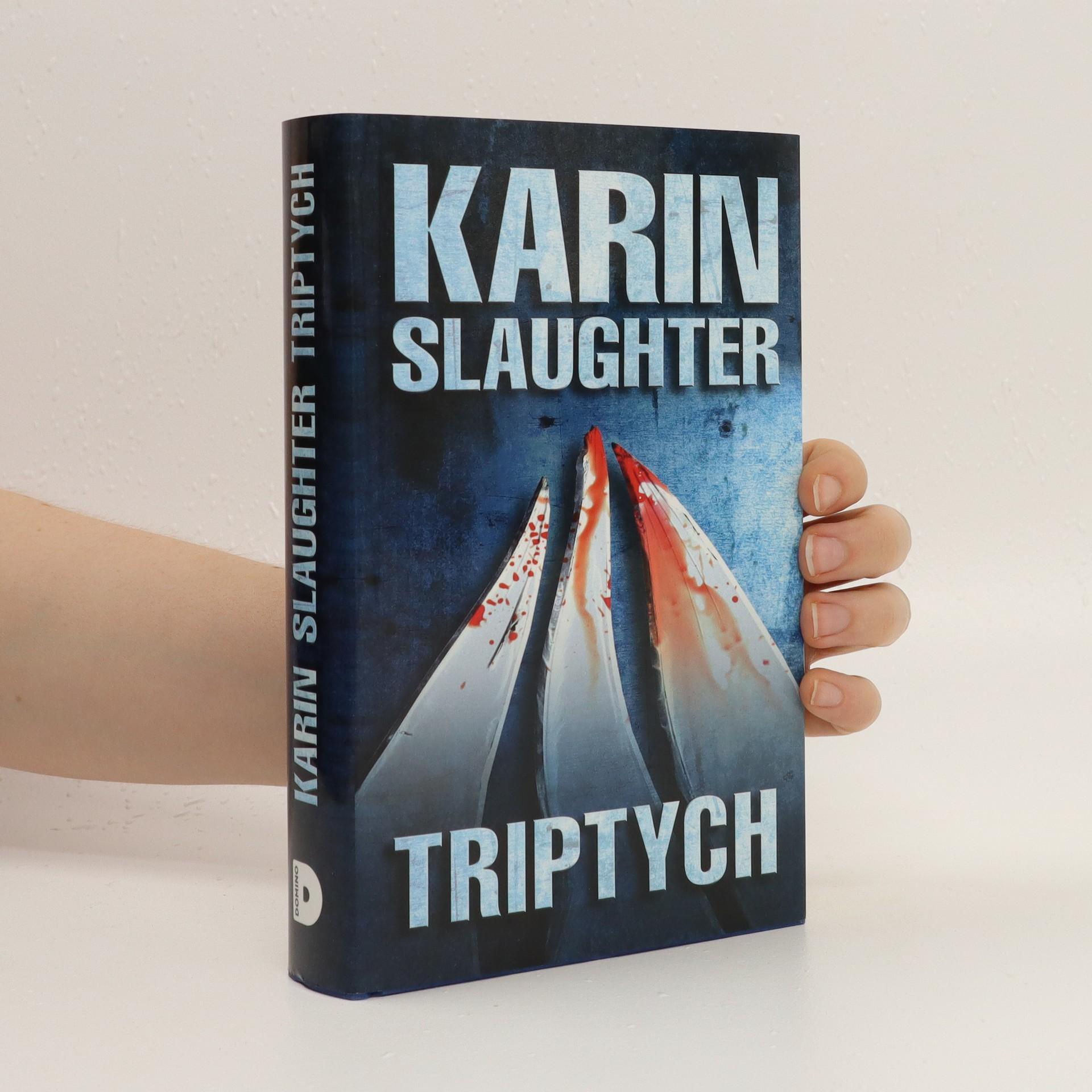 antikvární kniha Triptych, 2013