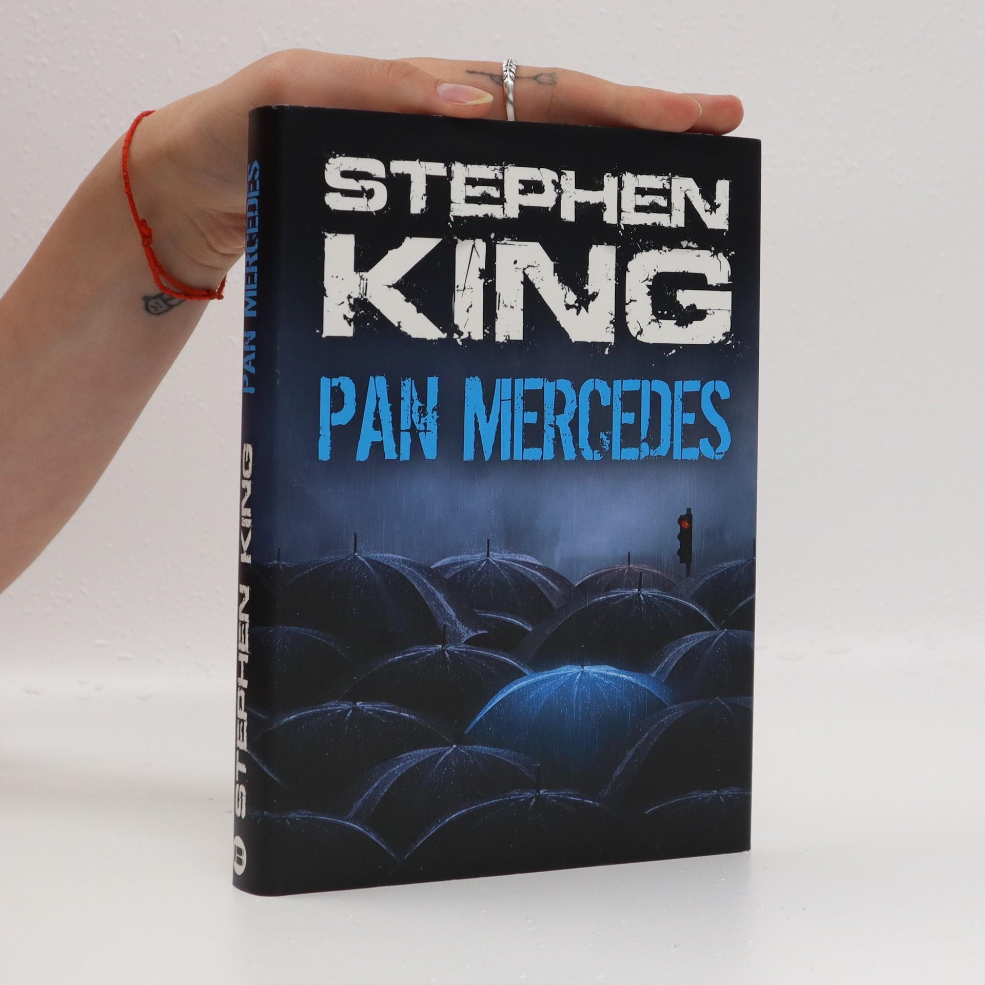 antikvární kniha Pan Mercedes, 2014