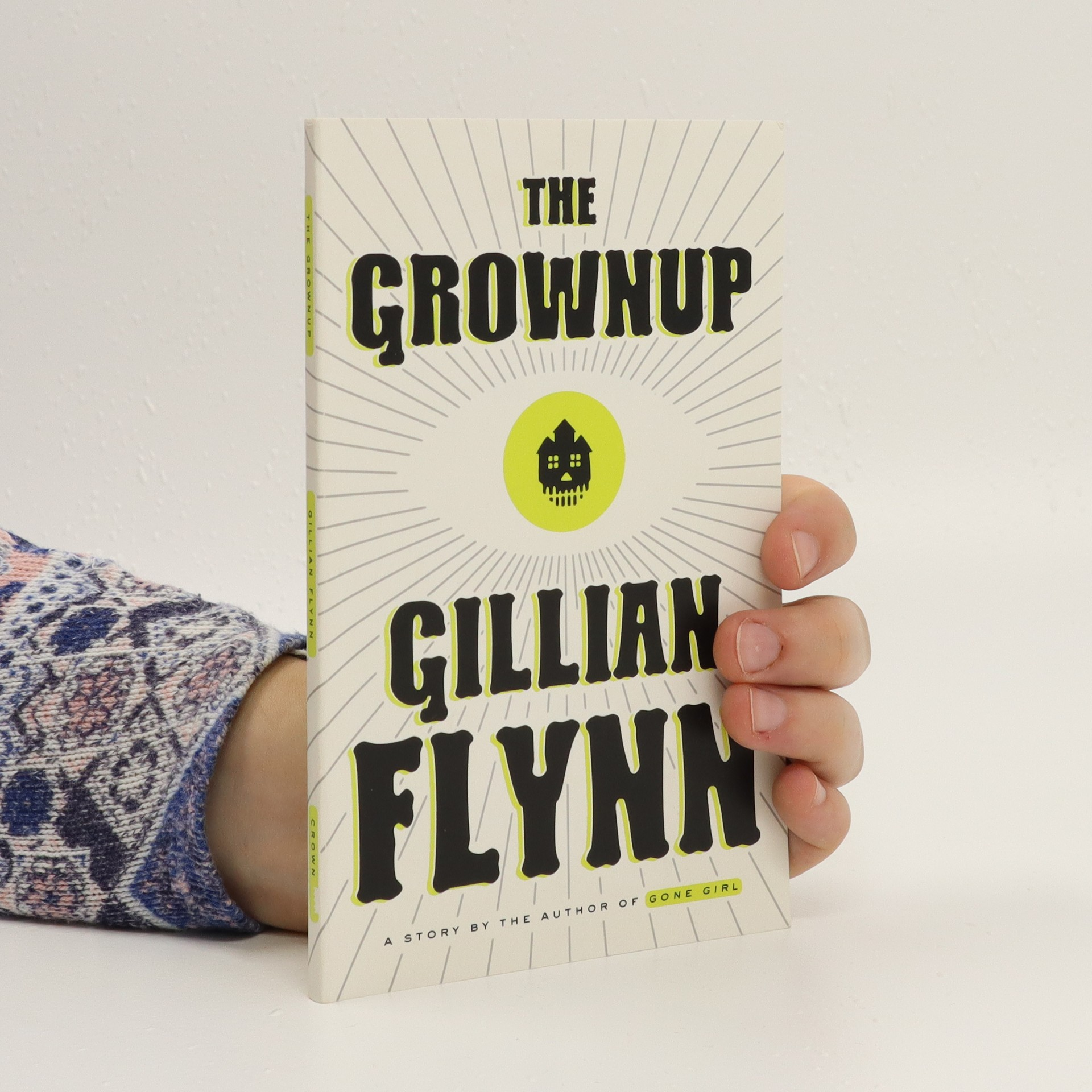antikvární kniha The Grownup, 2014