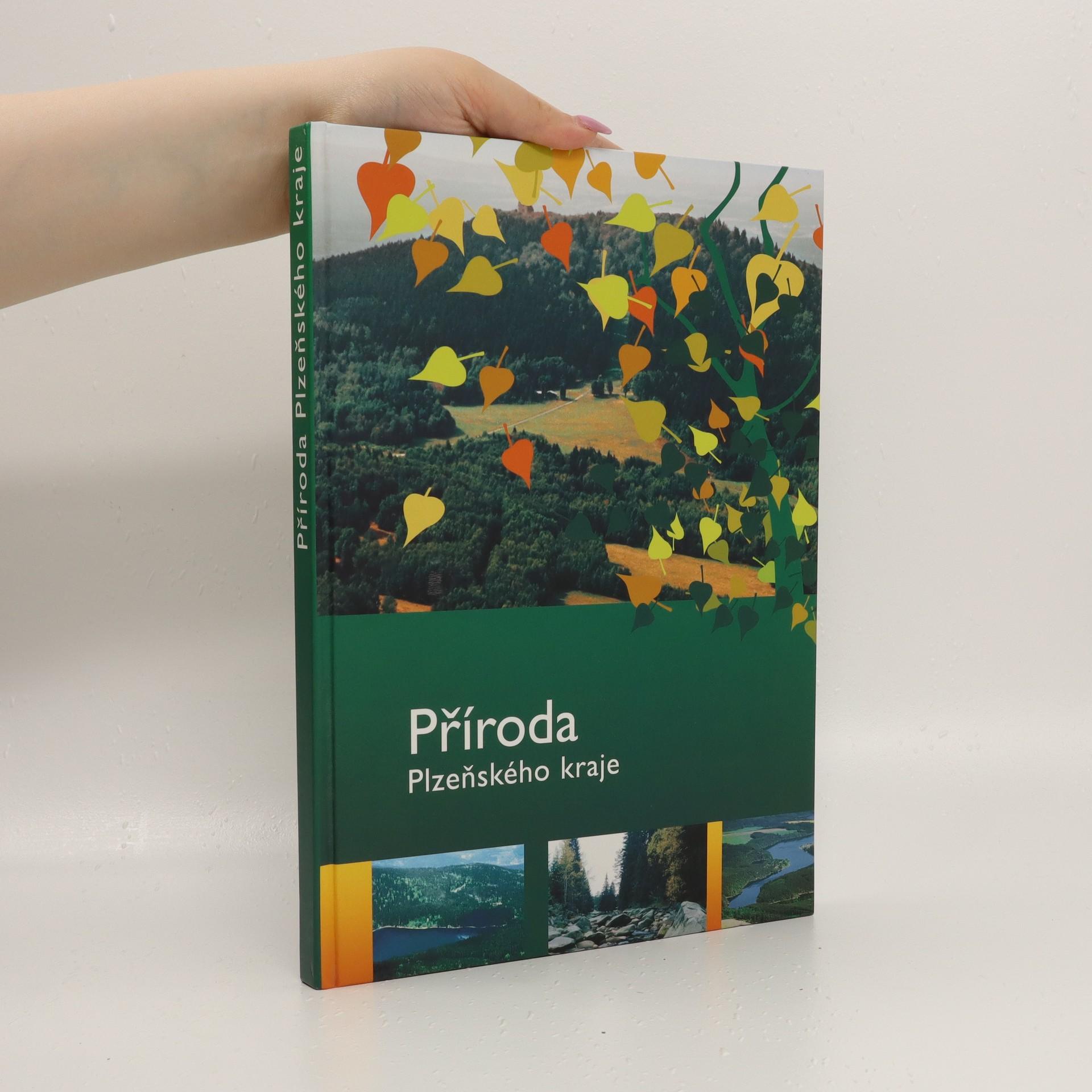 antikvární kniha Příroda Plzeňského kraje, neuveden