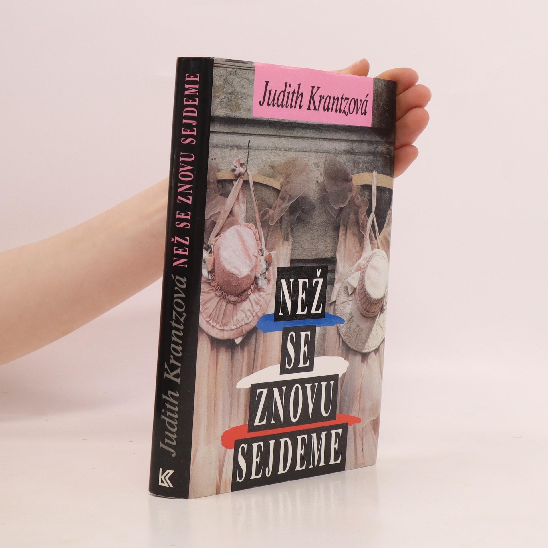 antikvární kniha Než se znovu sejdeme, 1992