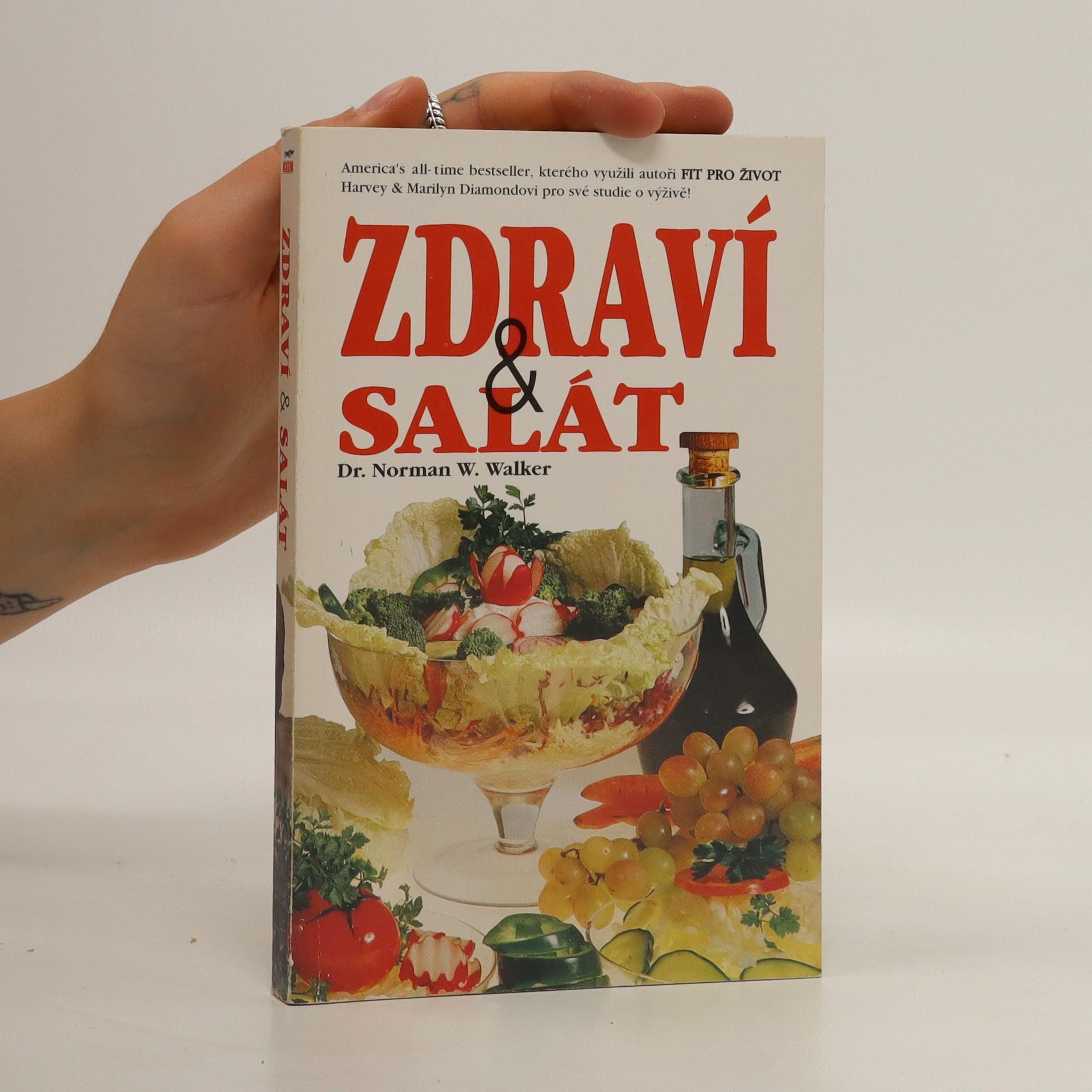 antikvární kniha Zdraví & salát, 1994