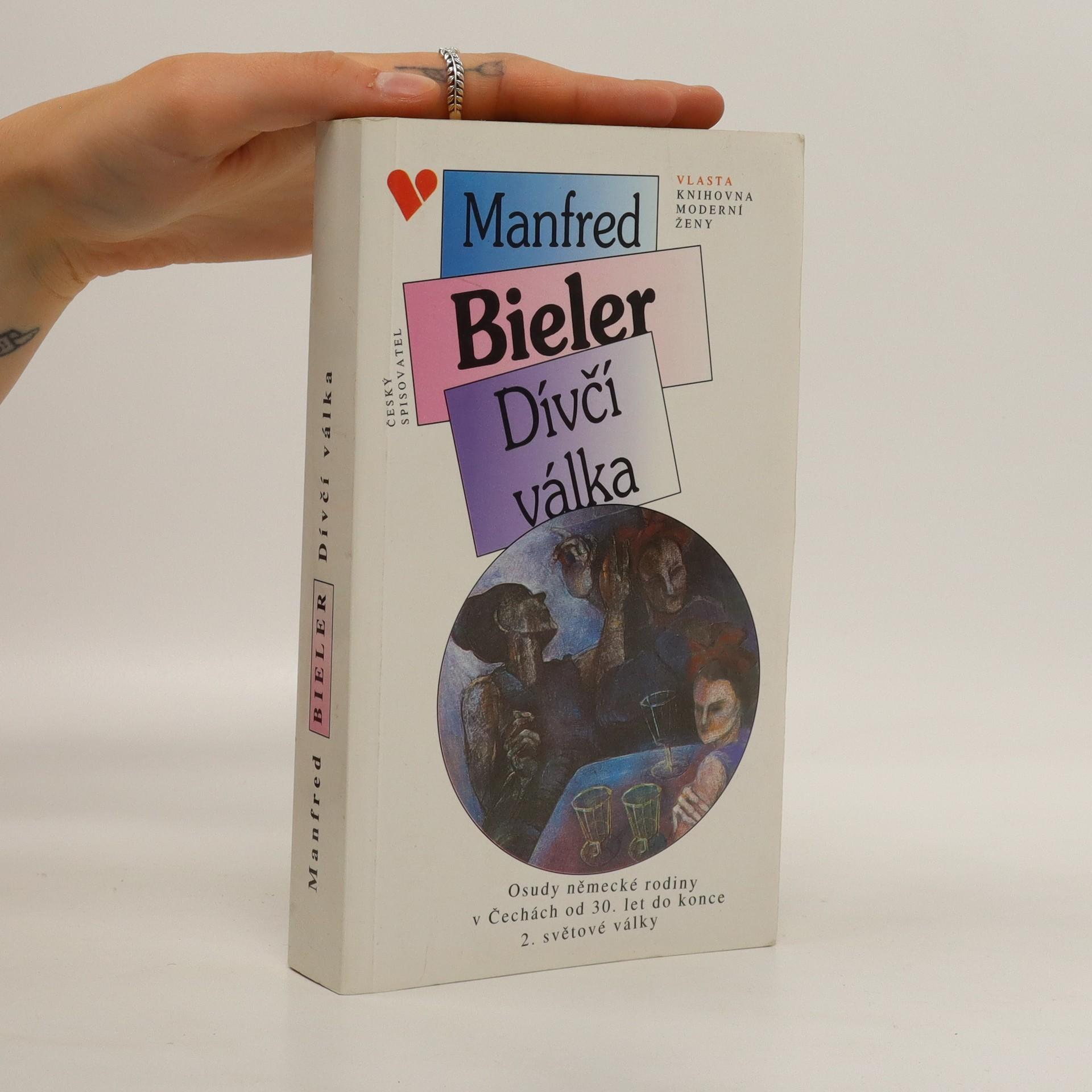 antikvární kniha Dívčí válka. Osudy německé rodiny v Čechách od 30. let do konce 2. světové války, 1993