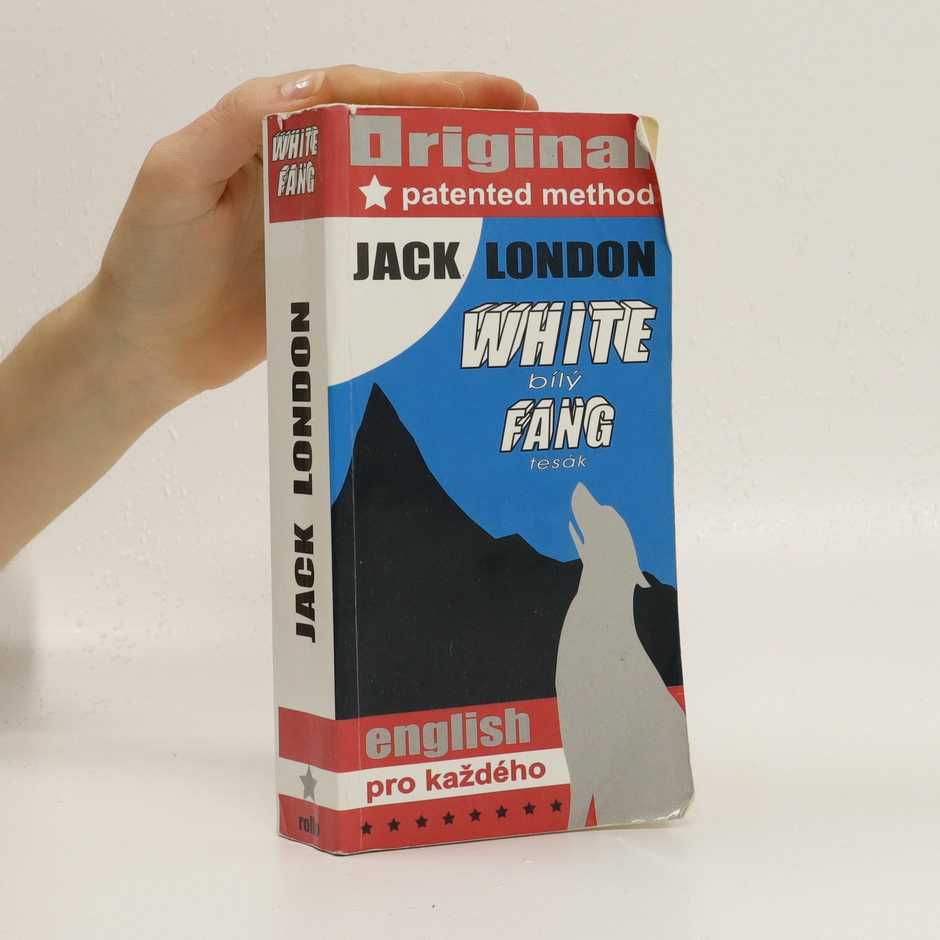 antikvární kniha White fang. Bílý tesák, 2002