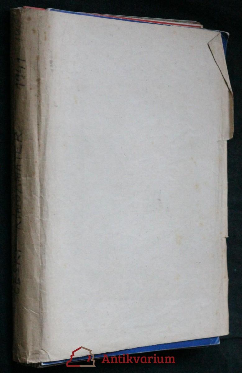 antikvární kniha Český kinoamatér č. 1.-12., ročník VI. , 1941
