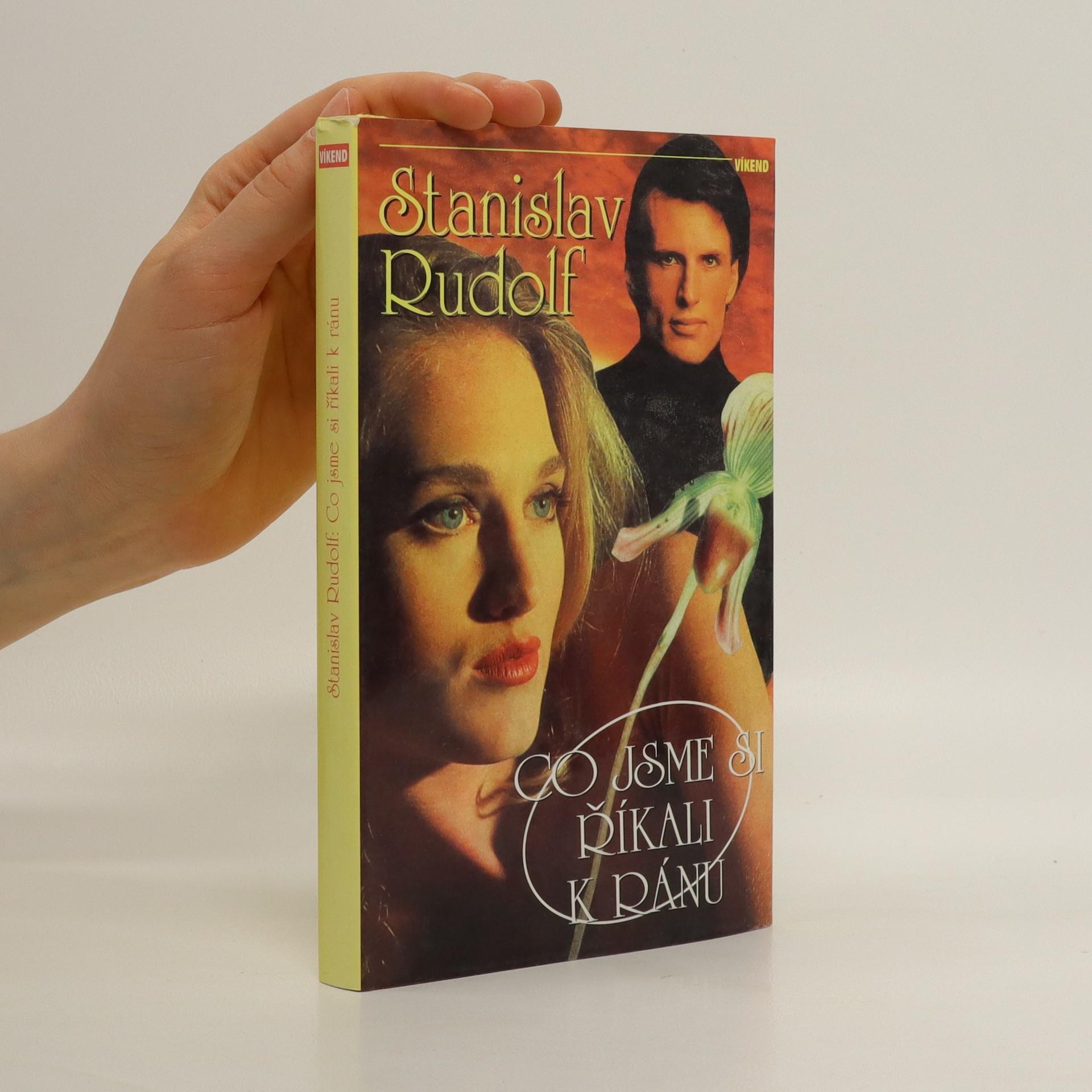 antikvární kniha Co jsme si říkali k ránu, 1994