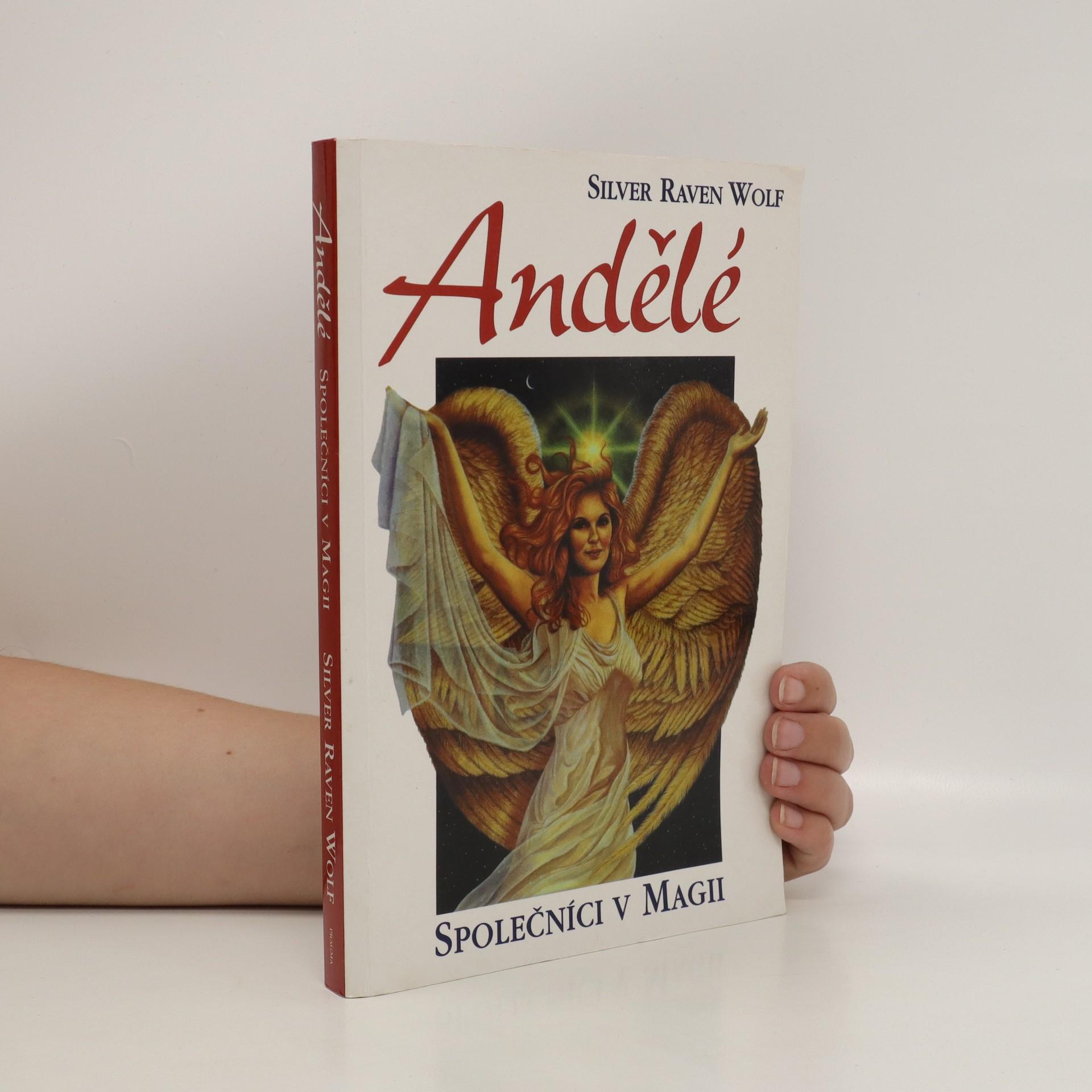 antikvární kniha Andělé : Společníci v magii, 2002