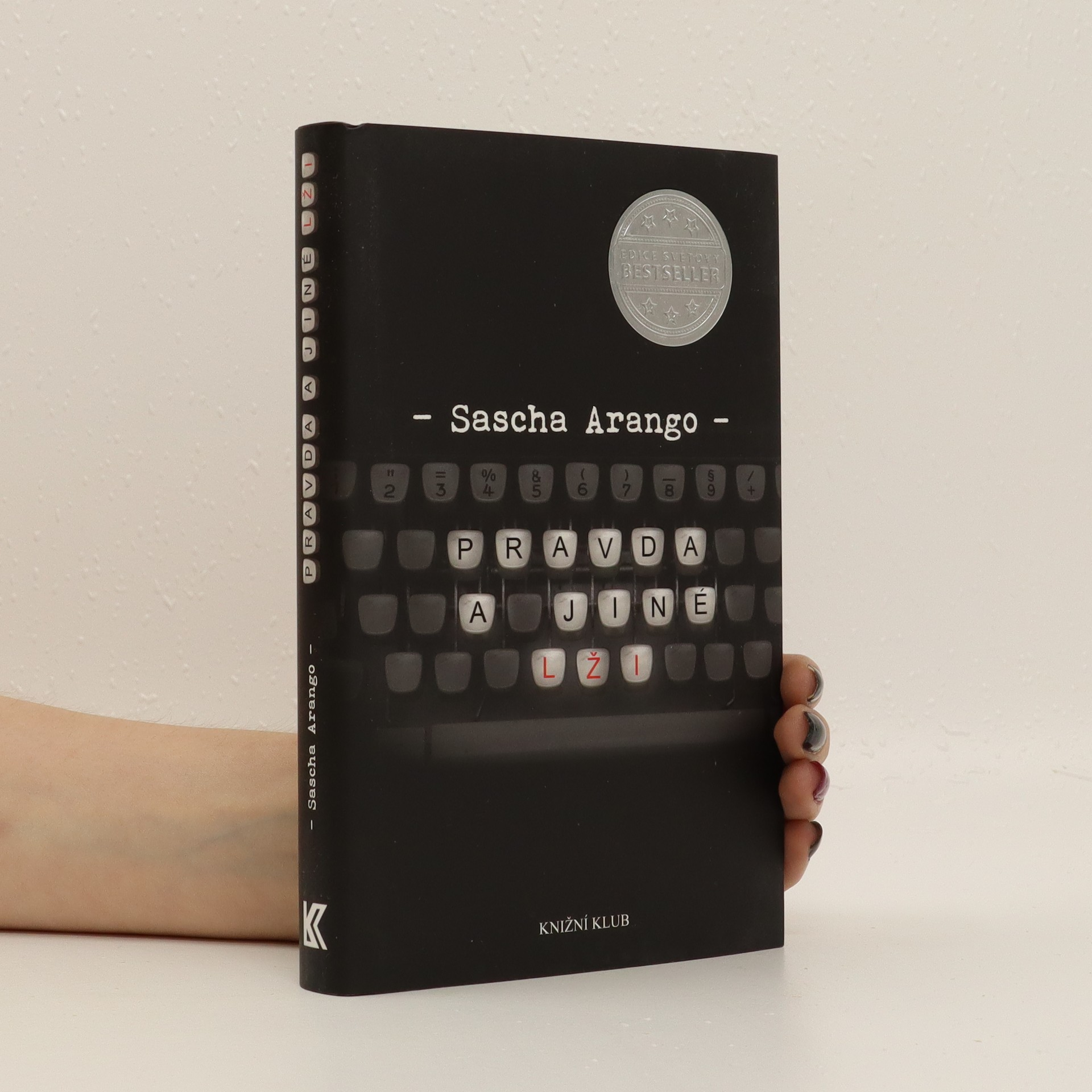 antikvární kniha Pravda a jiné lži, 2015