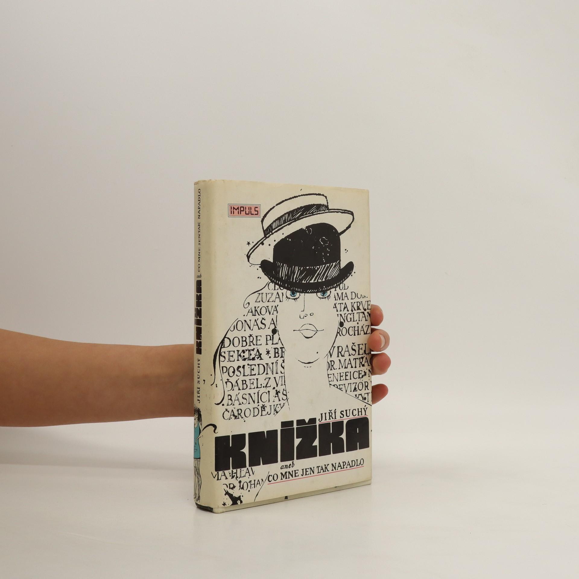 antikvární kniha Knížka, aneb co mne jen tak napadlo, neuveden
