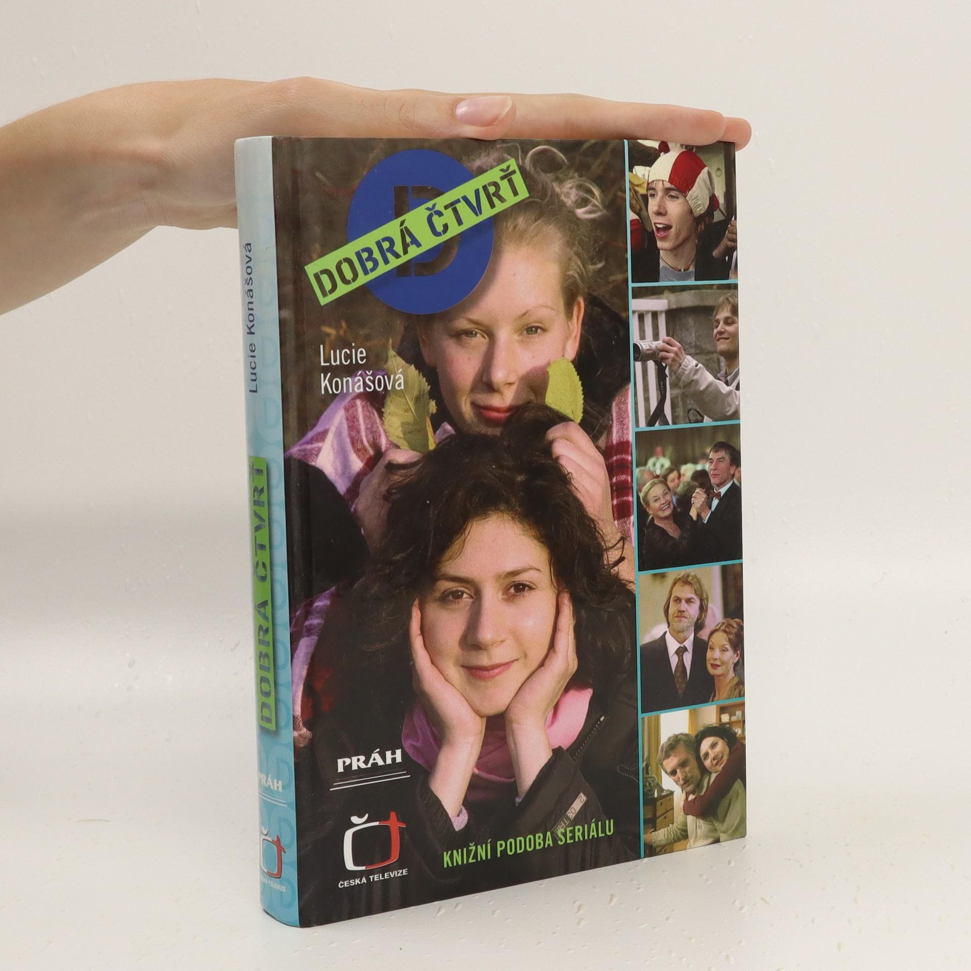 antikvární kniha Dobrá čtvrť, 2005