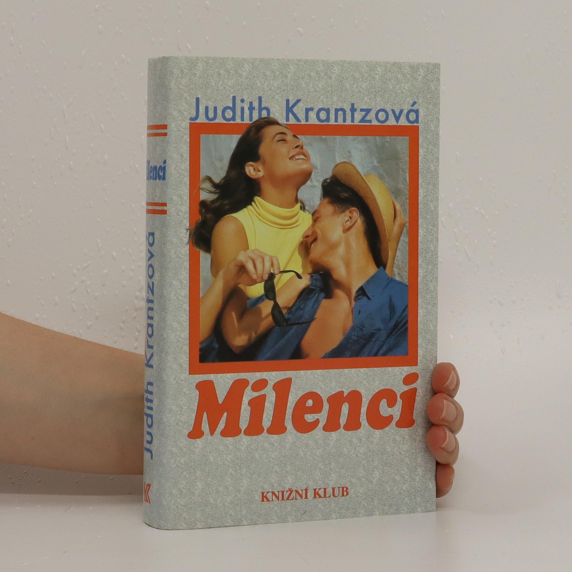antikvární kniha Milenci, 1996