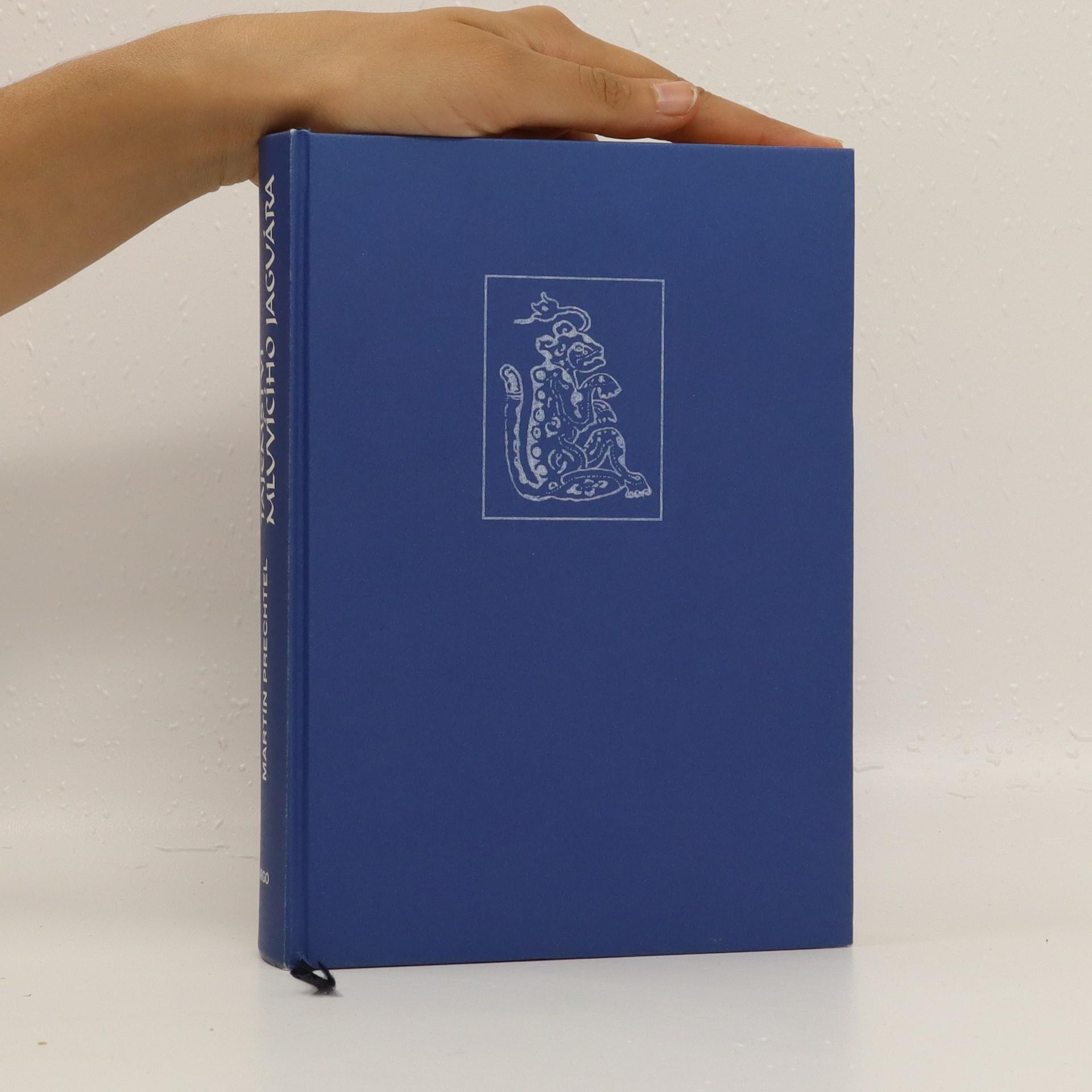 antikvární kniha Tajemství mluvícího jaguára, 2001