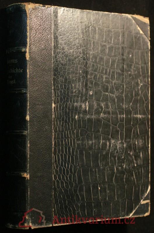 antikvární kniha Urgeschichte der bildenden Kunst in Europa : von den Anfängen bis um 500 vor Christi, 1925