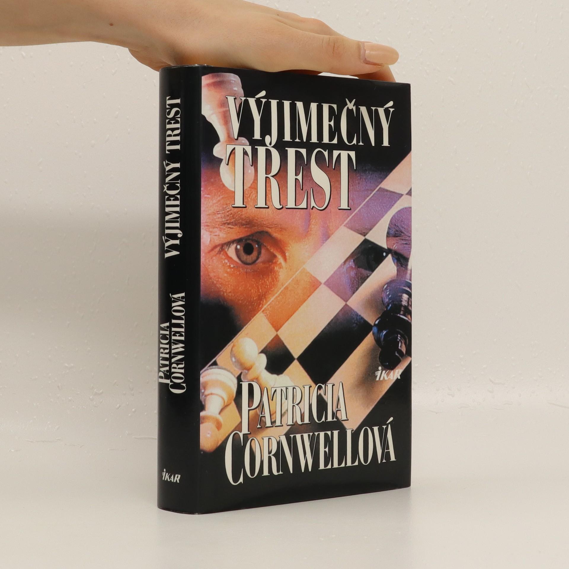 antikvární kniha Výjimečný trest, 2000