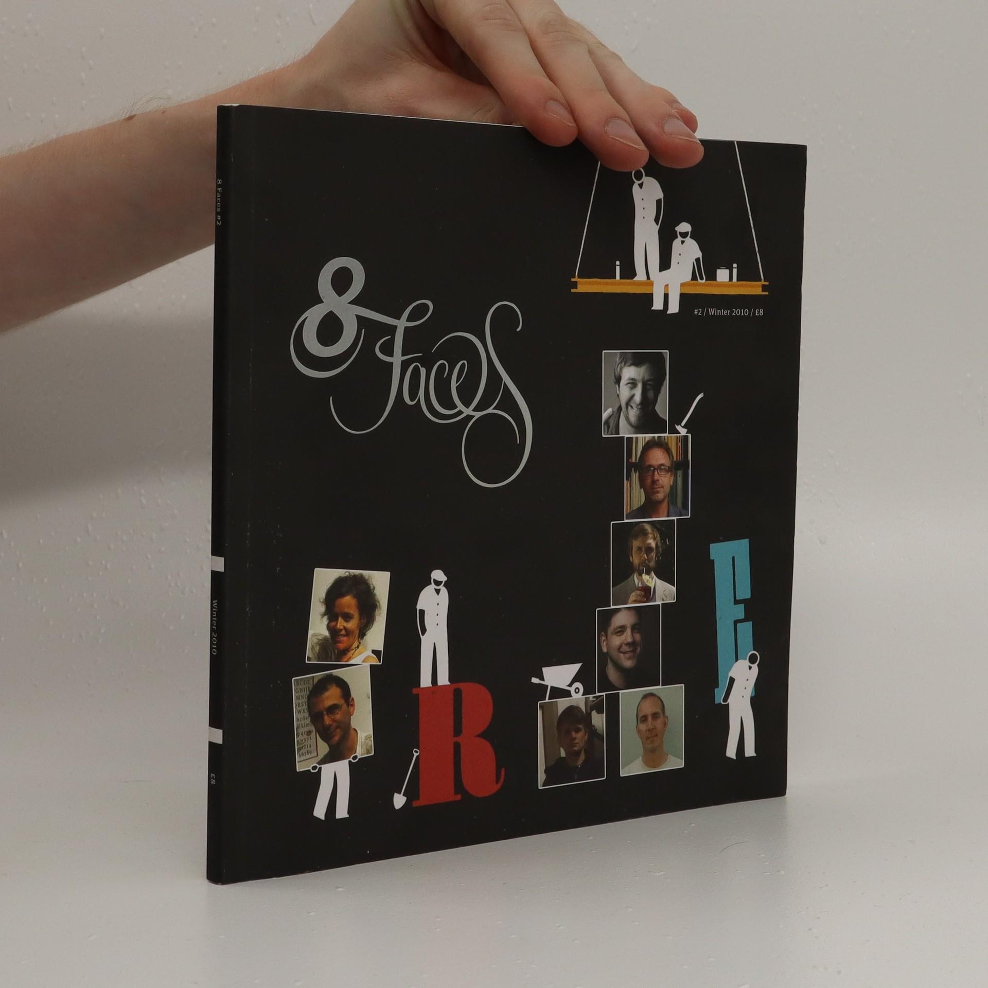 antikvární kniha 8 faces - 2. díl, 2010