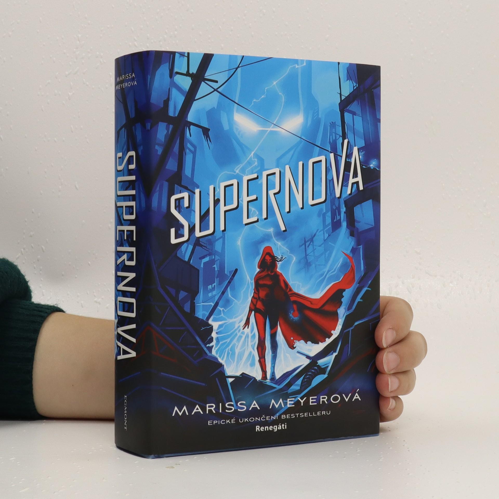 antikvární kniha Supernova , 2020