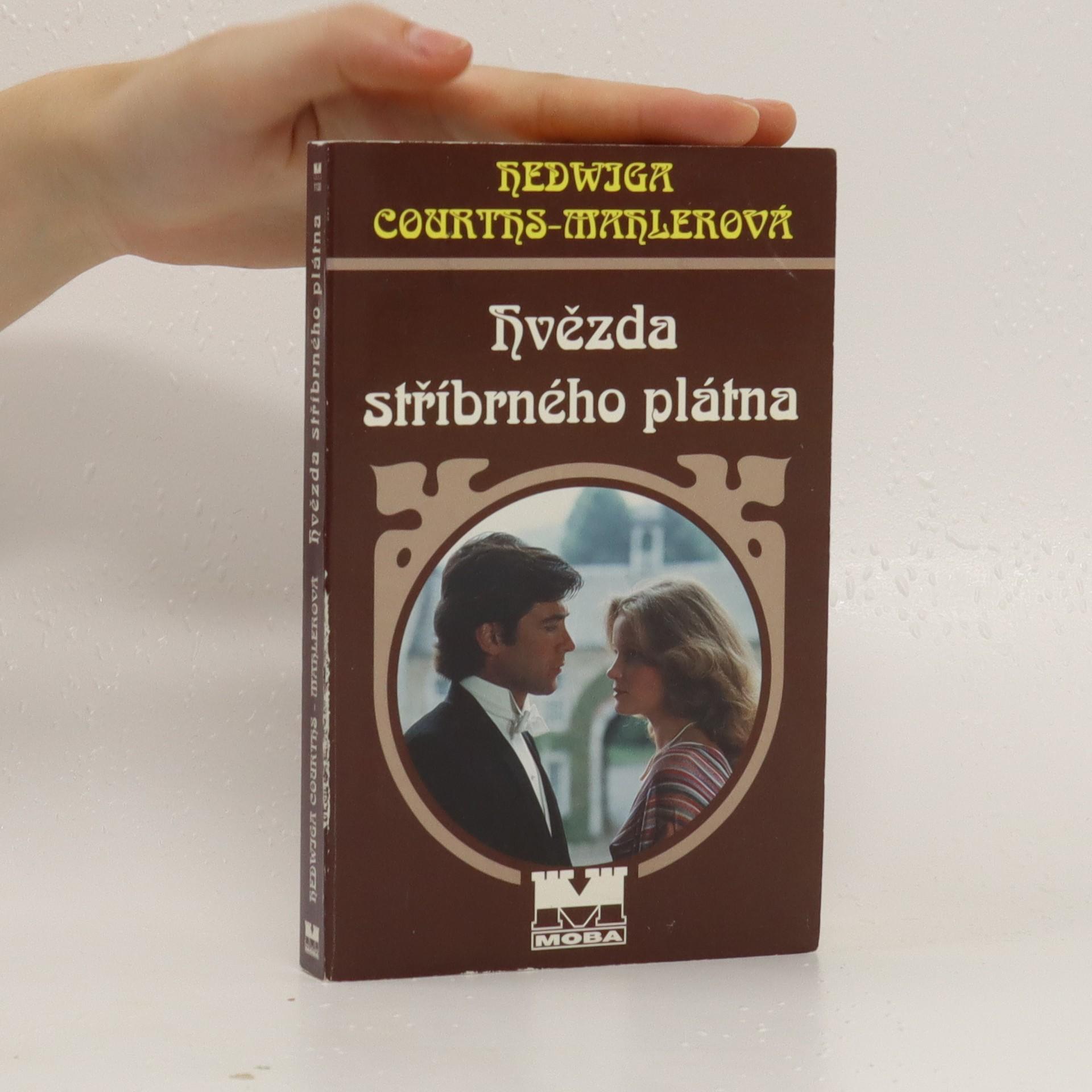antikvární kniha Hvězda stříbrného plátna, 1998