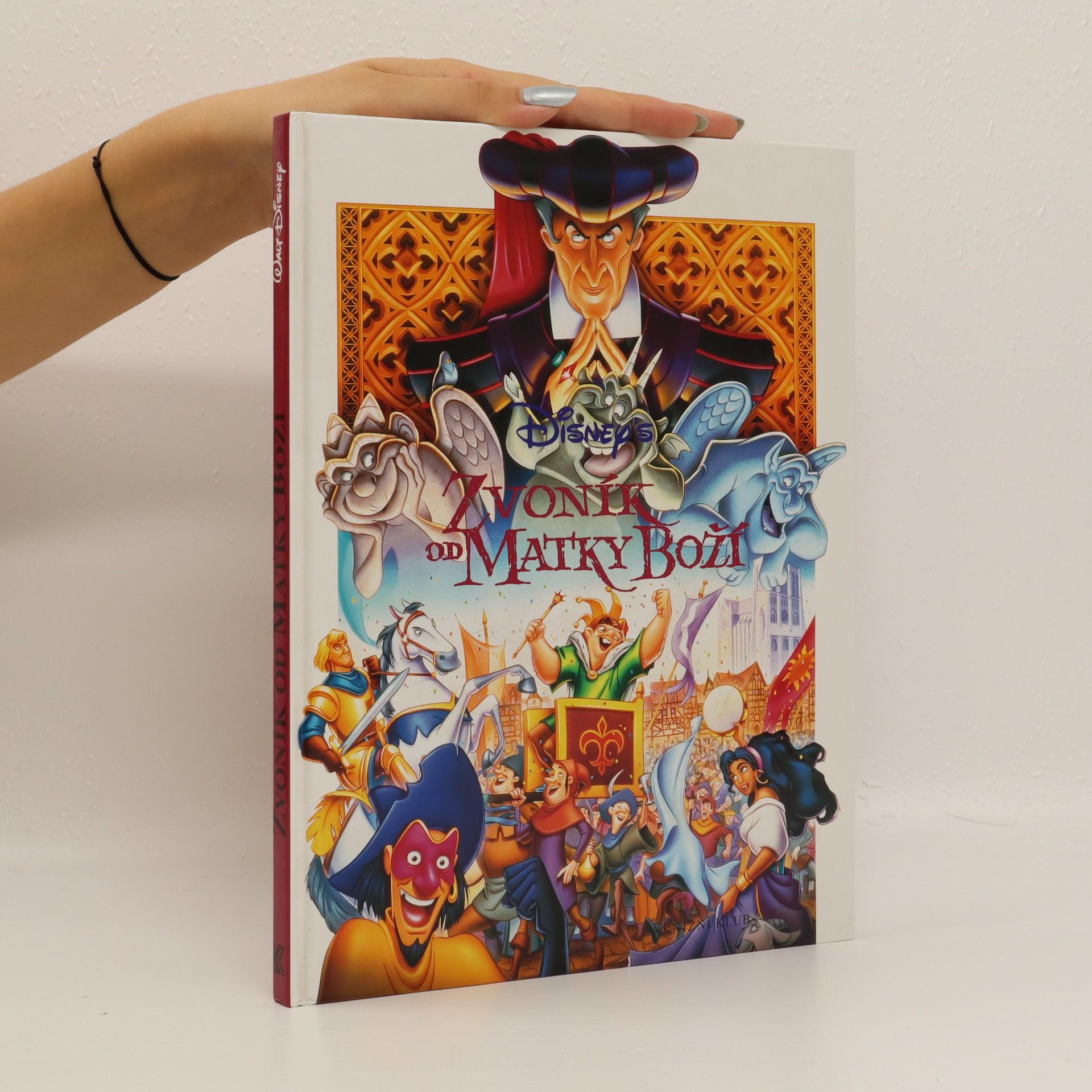 antikvární kniha Zvoník od Matky Boží, 1996