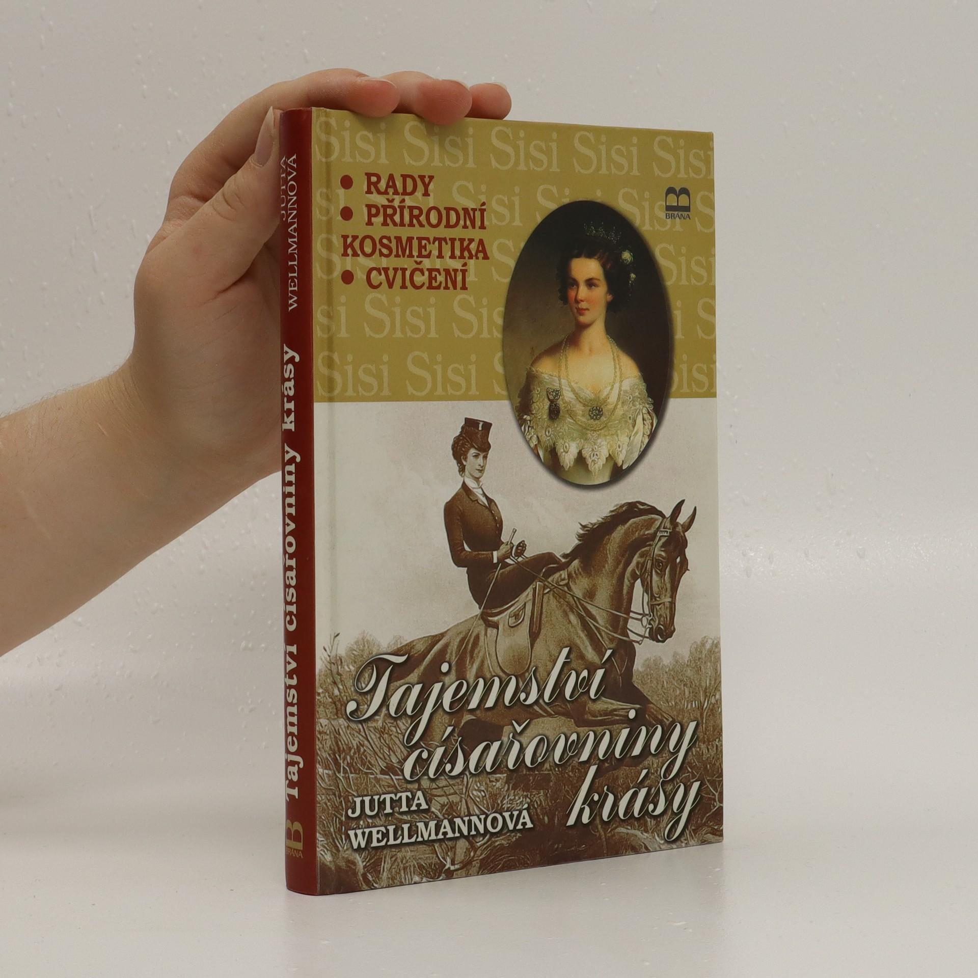 antikvární kniha Tajemství císařovniny krásy, 2001