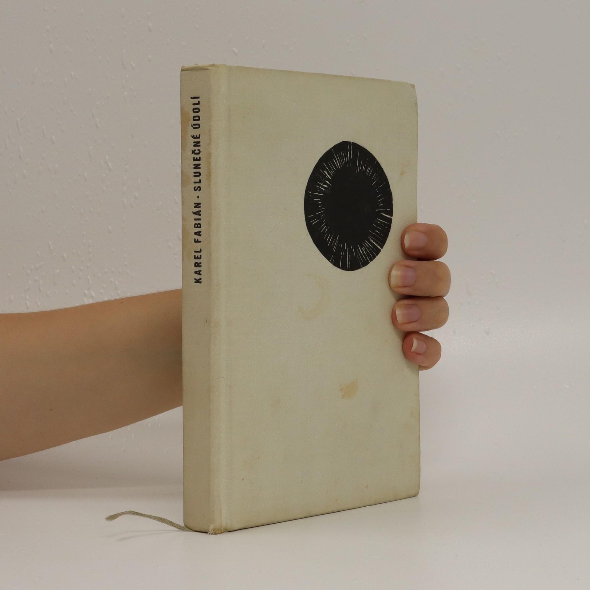 antikvární kniha Slunečné údolí, 1967