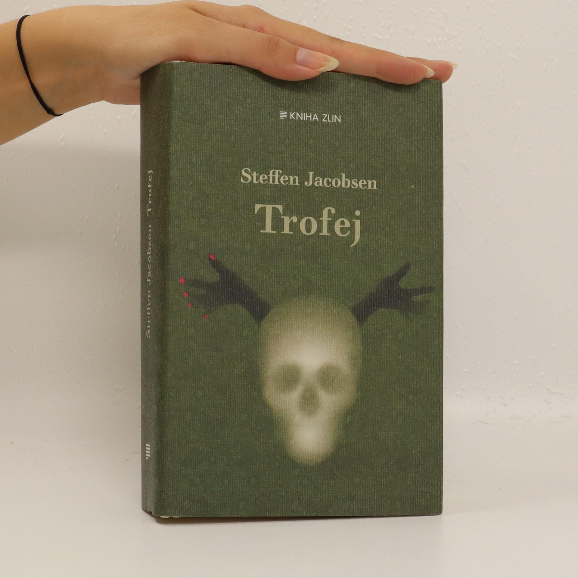 antikvární kniha Trofej, 2015