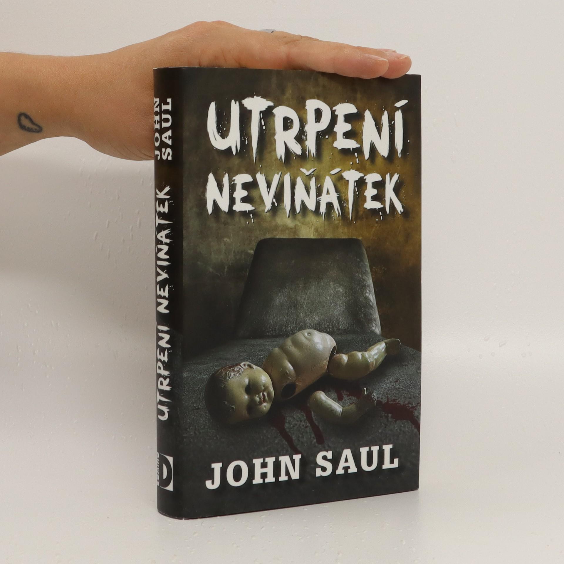antikvární kniha Utrpení neviňátek, 2011