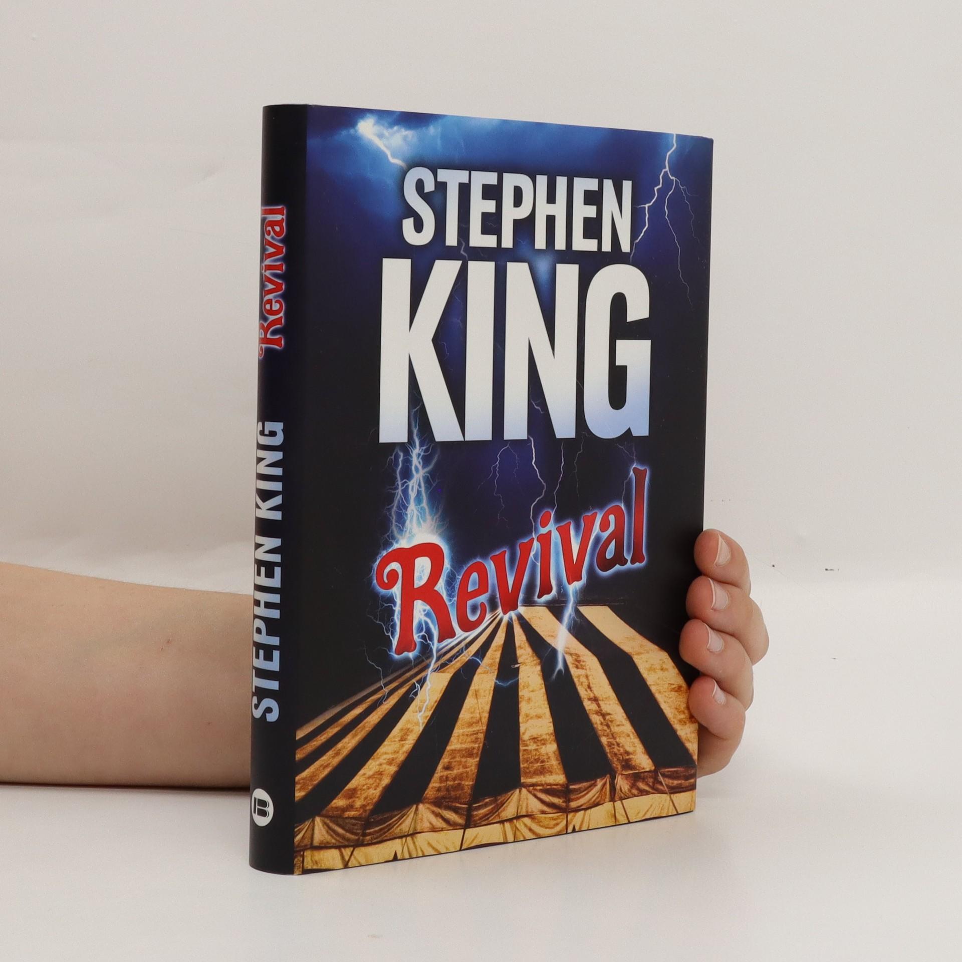 antikvární kniha Revival, 2015