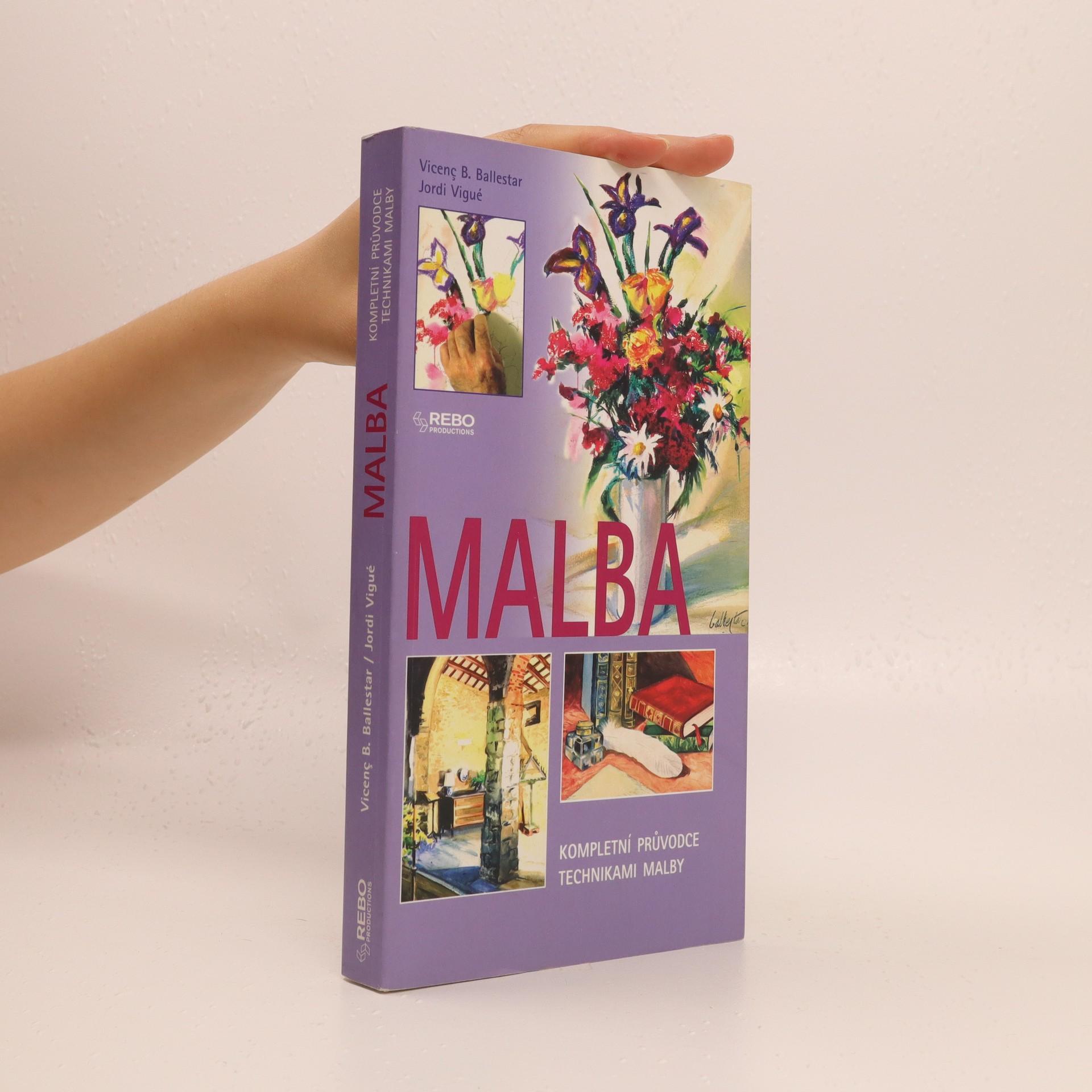 antikvární kniha Malba, 2009