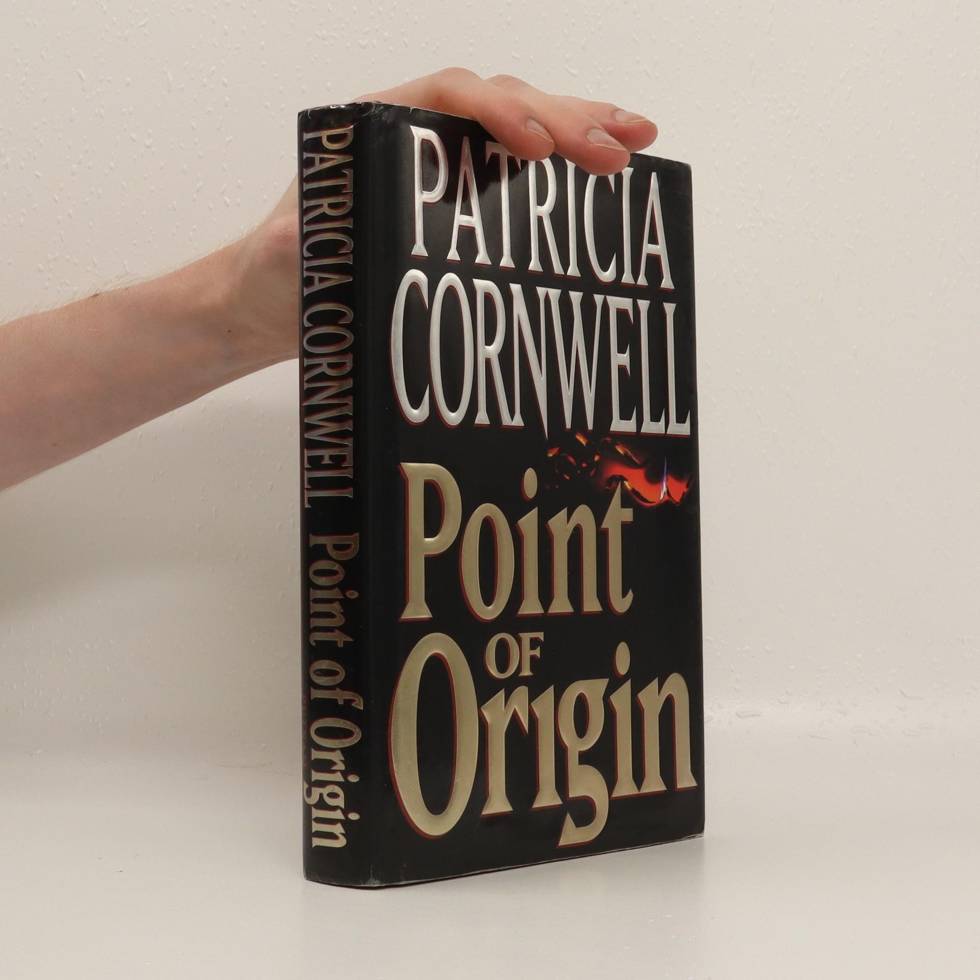 antikvární kniha Point of Origin, 2008