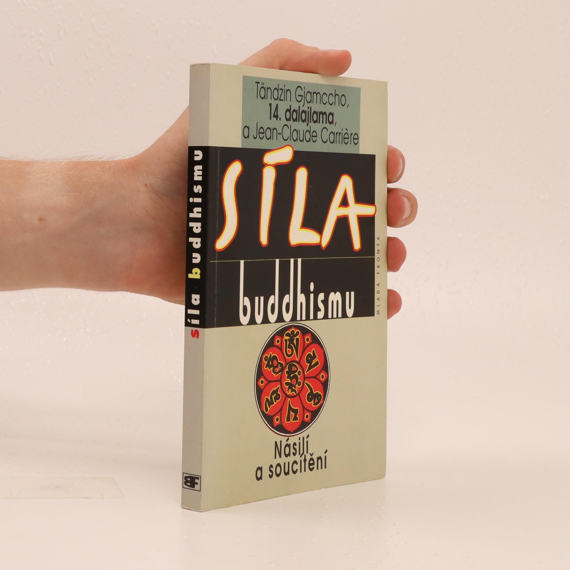 antikvární kniha Síla buddhismu, 1996