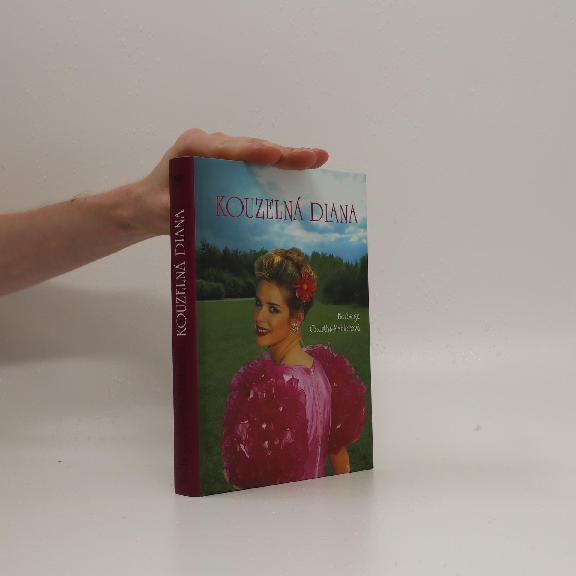 antikvární kniha Kouzelná Diana, 2001