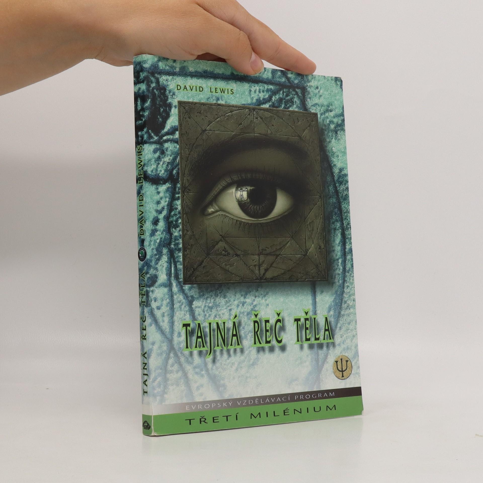 antikvární kniha Tajná řeč těla, neuveden