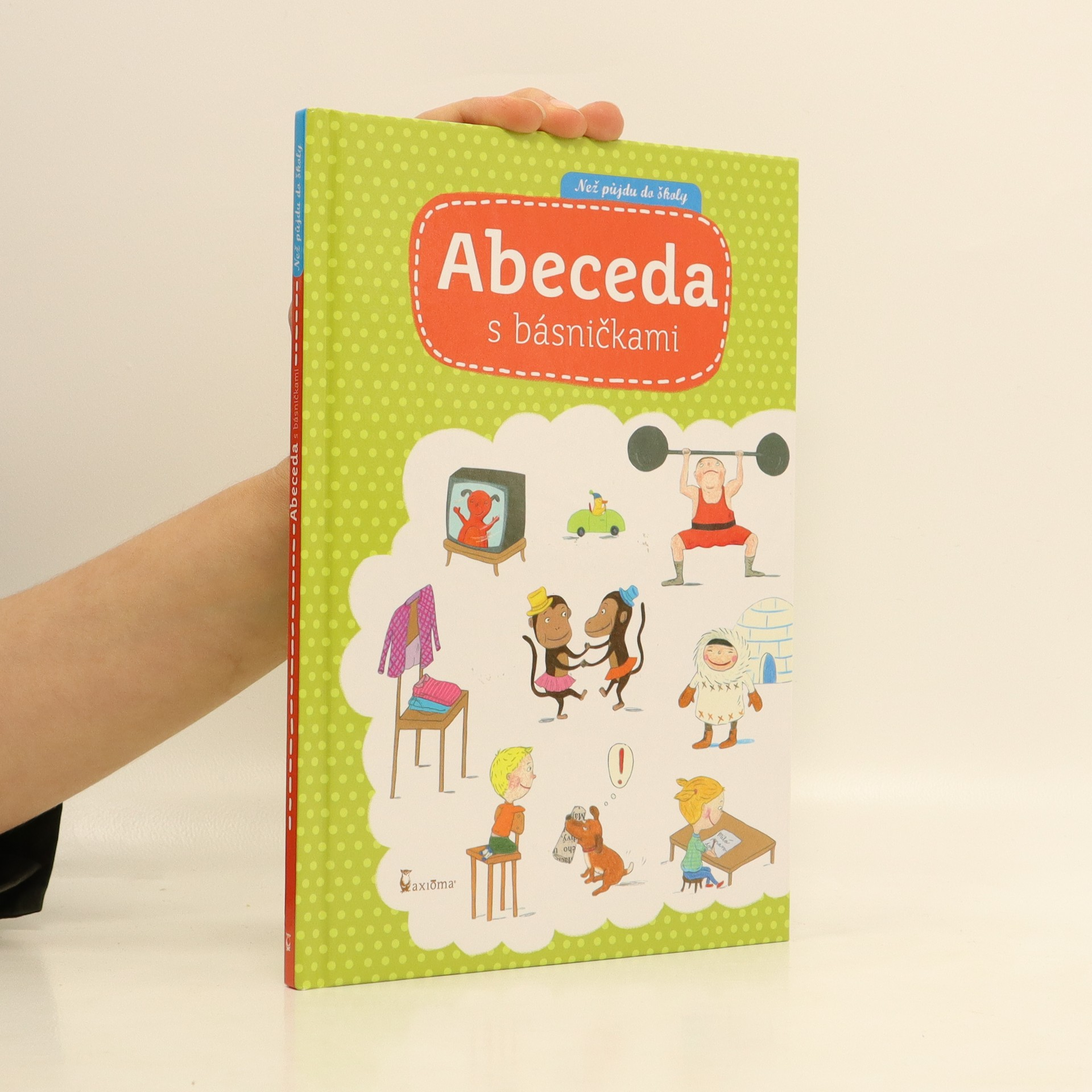 antikvární kniha Abeceda s básničkami, 2013