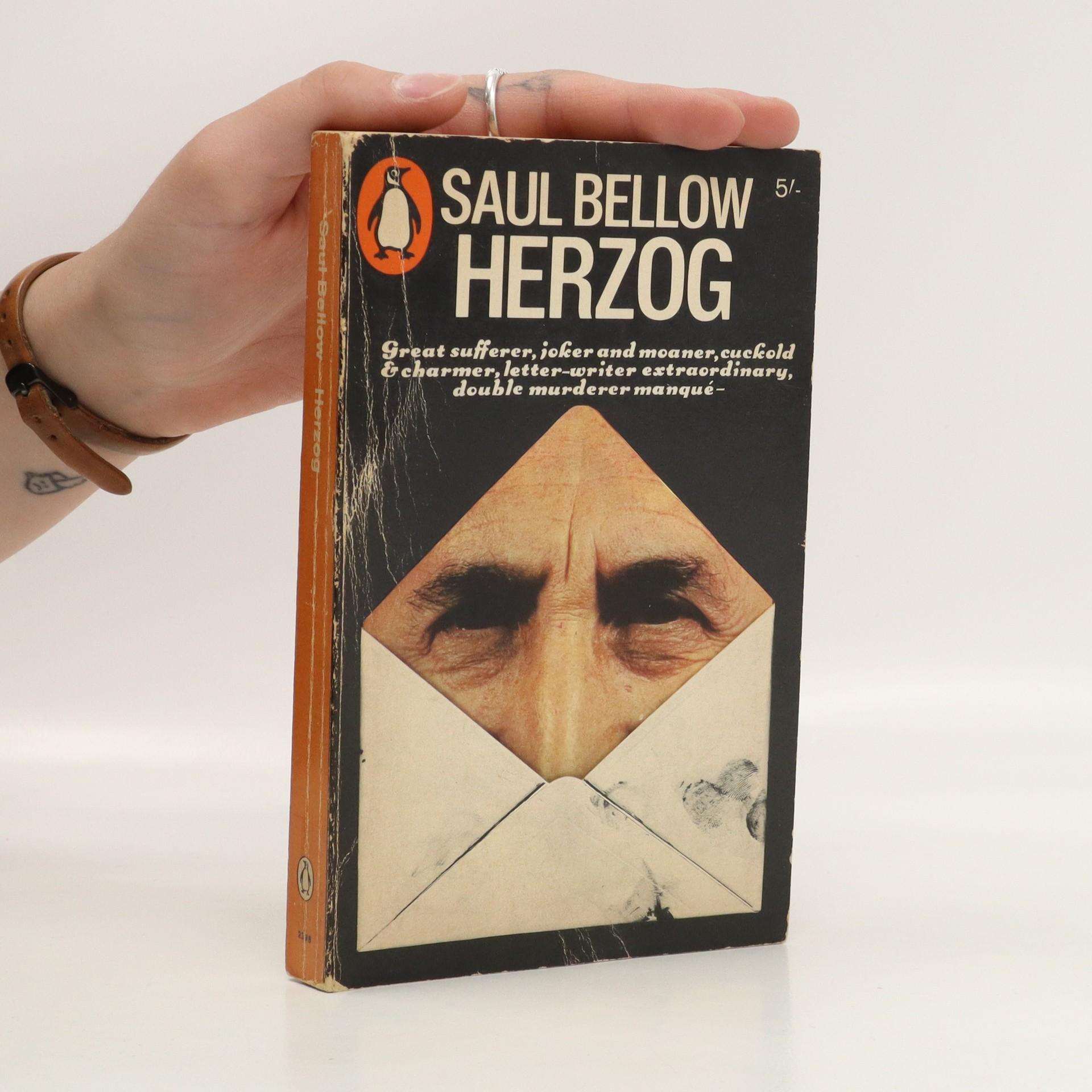 antikvární kniha Herzog, 1964