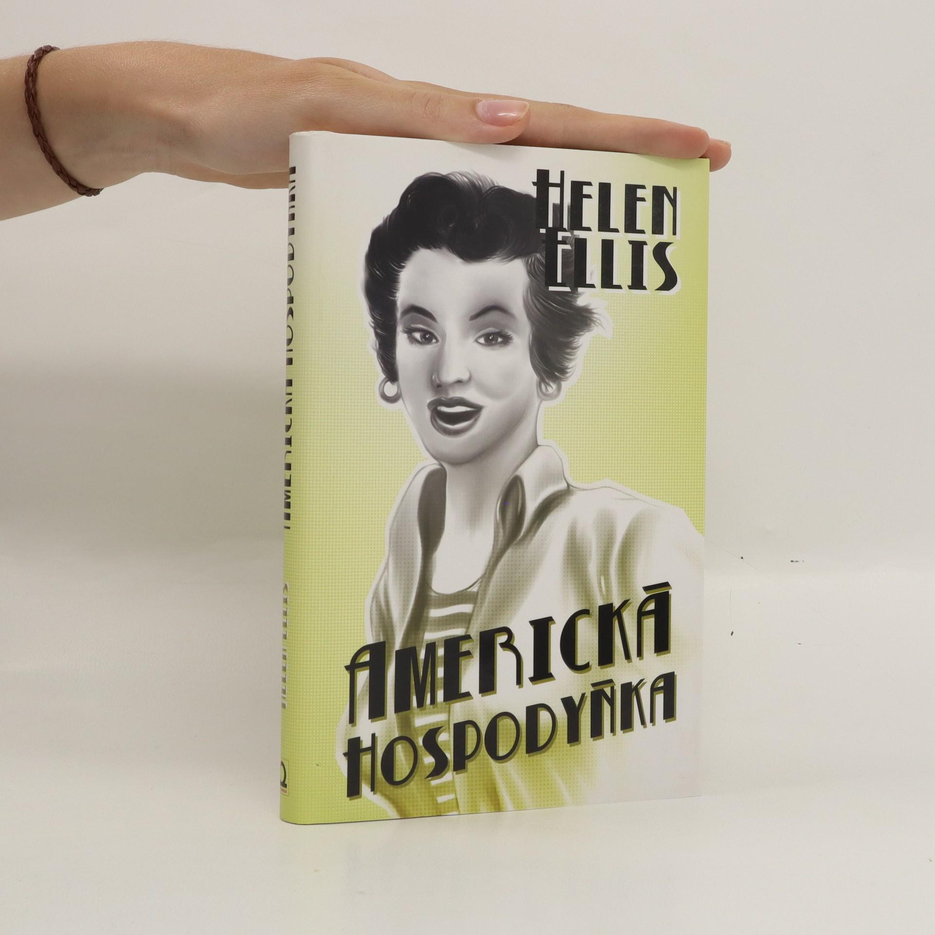 antikvární kniha Americká hospodyňka, 2016