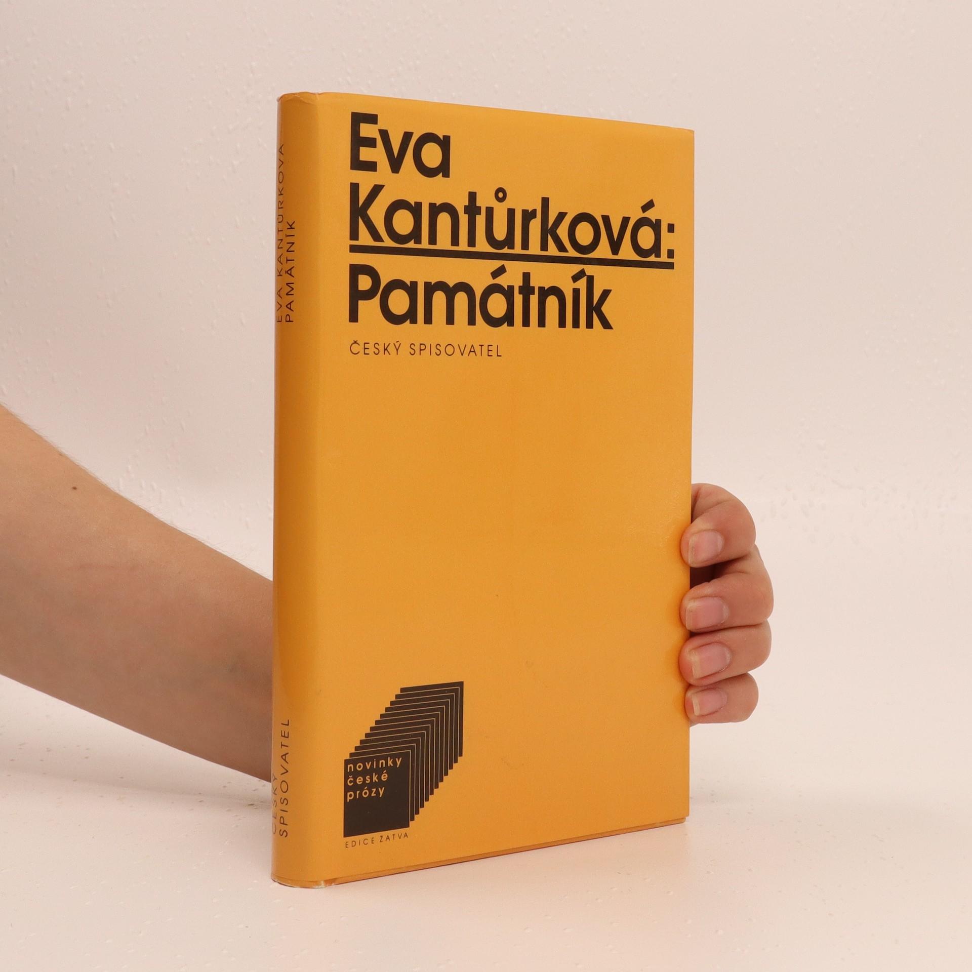 antikvární kniha Památník, 1994