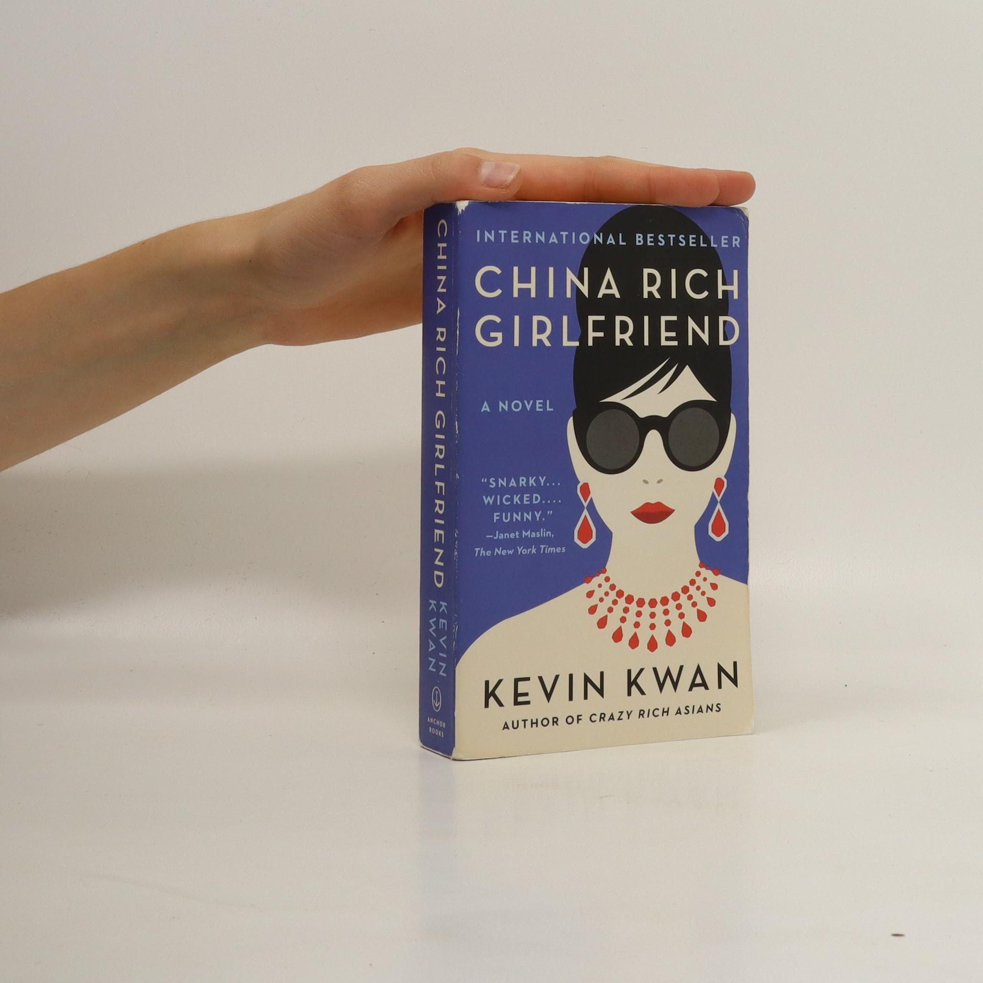 antikvární kniha China Rich Girlfriend, 2016