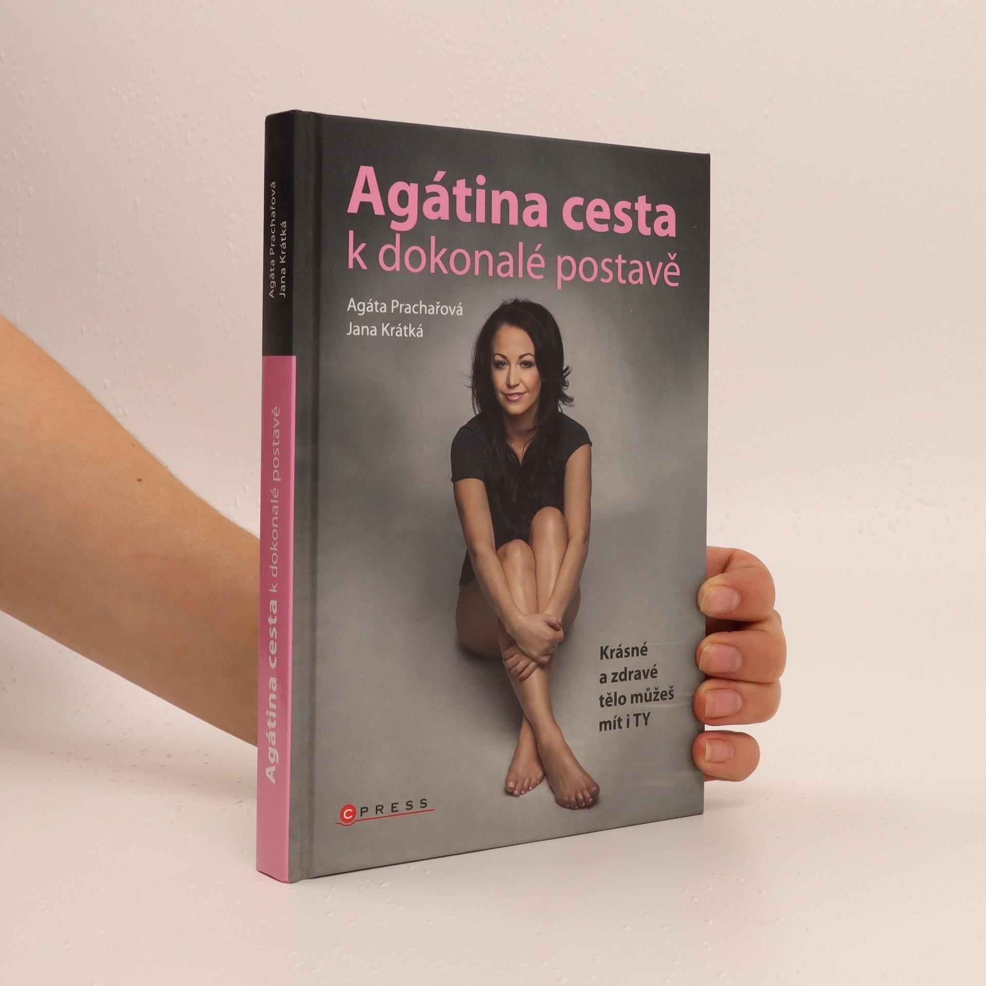 antikvární kniha Agátina cesta k dokonalé postavě , 2016