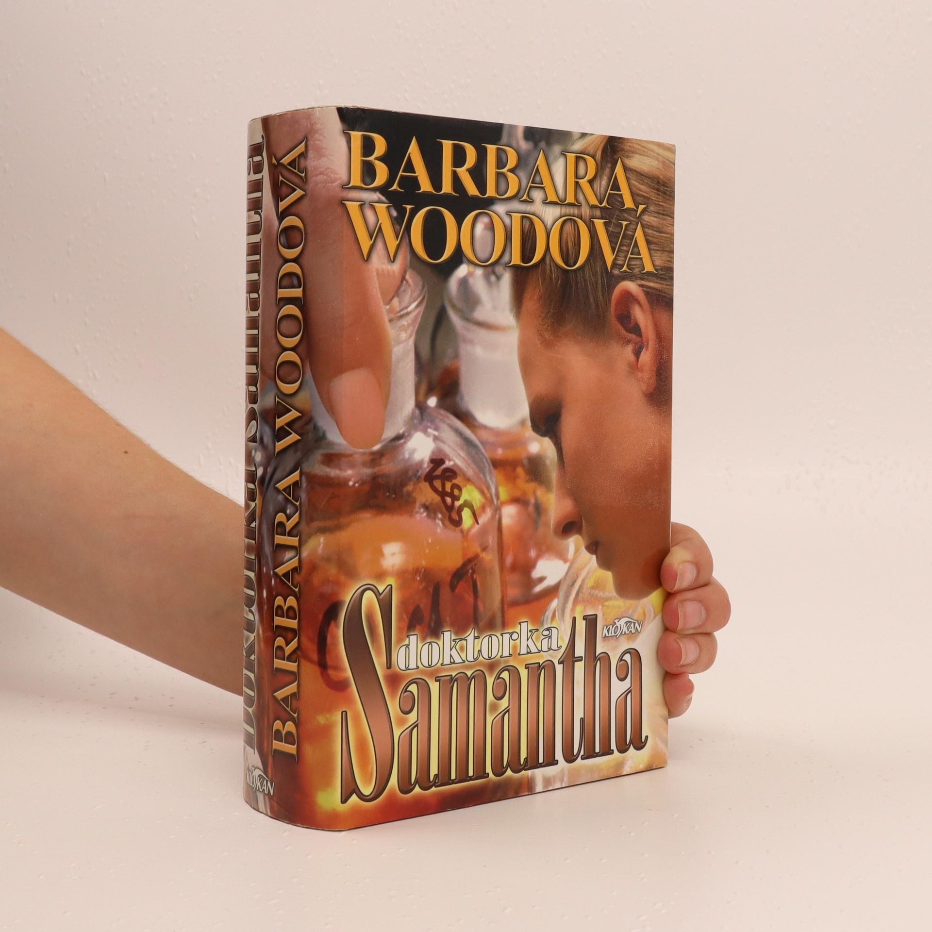 antikvární kniha Doktorka Samantha, 2001