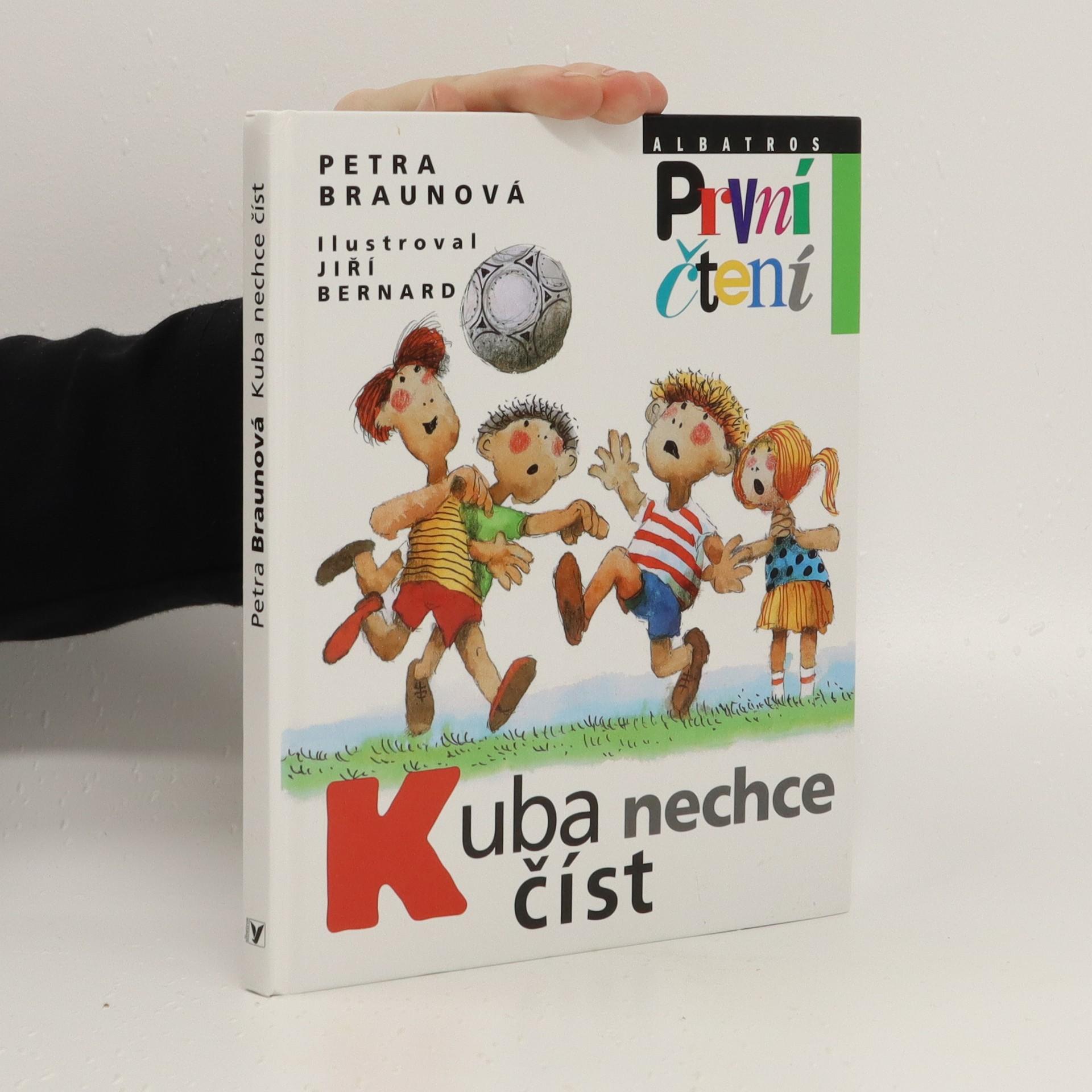antikvární kniha Kuba nechce číst, 2015