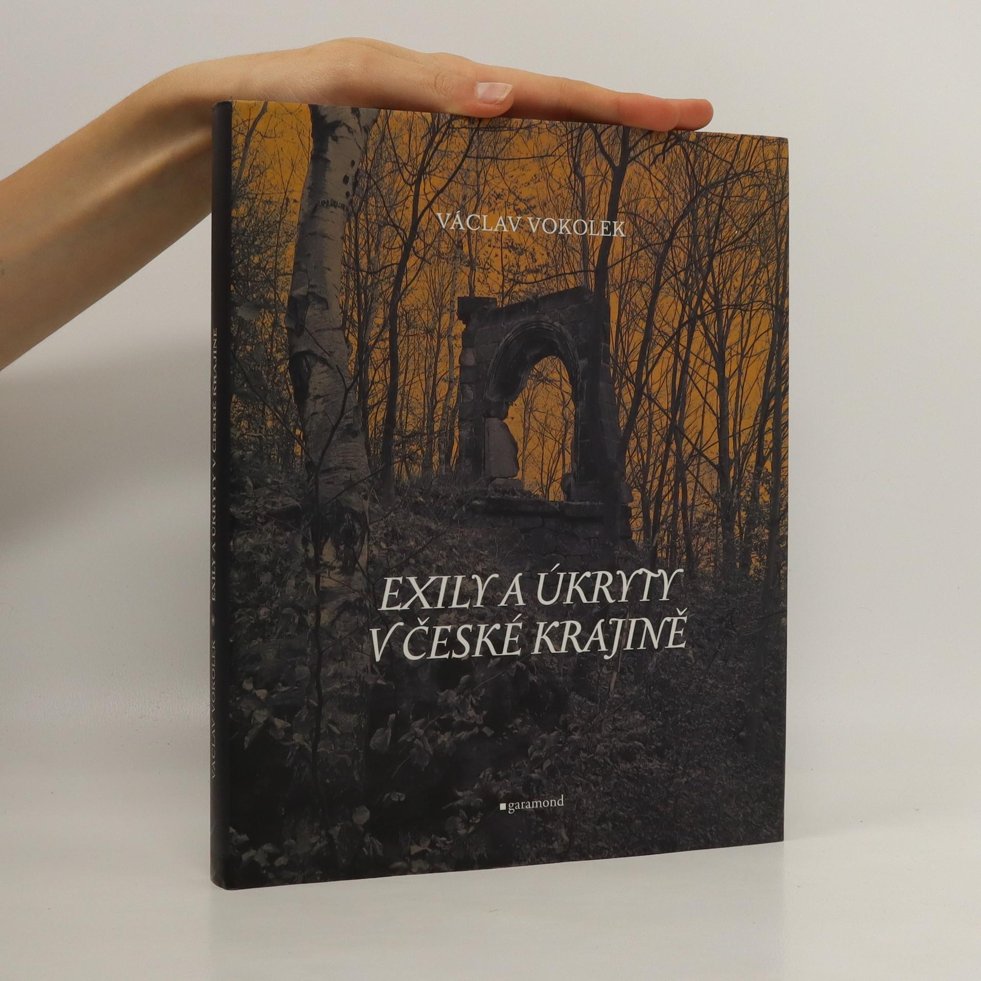 antikvární kniha Exily a úkryty v české krajině, 2006